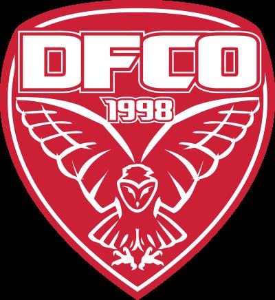 dijon fco logo 4 - Dijon FCO Logo