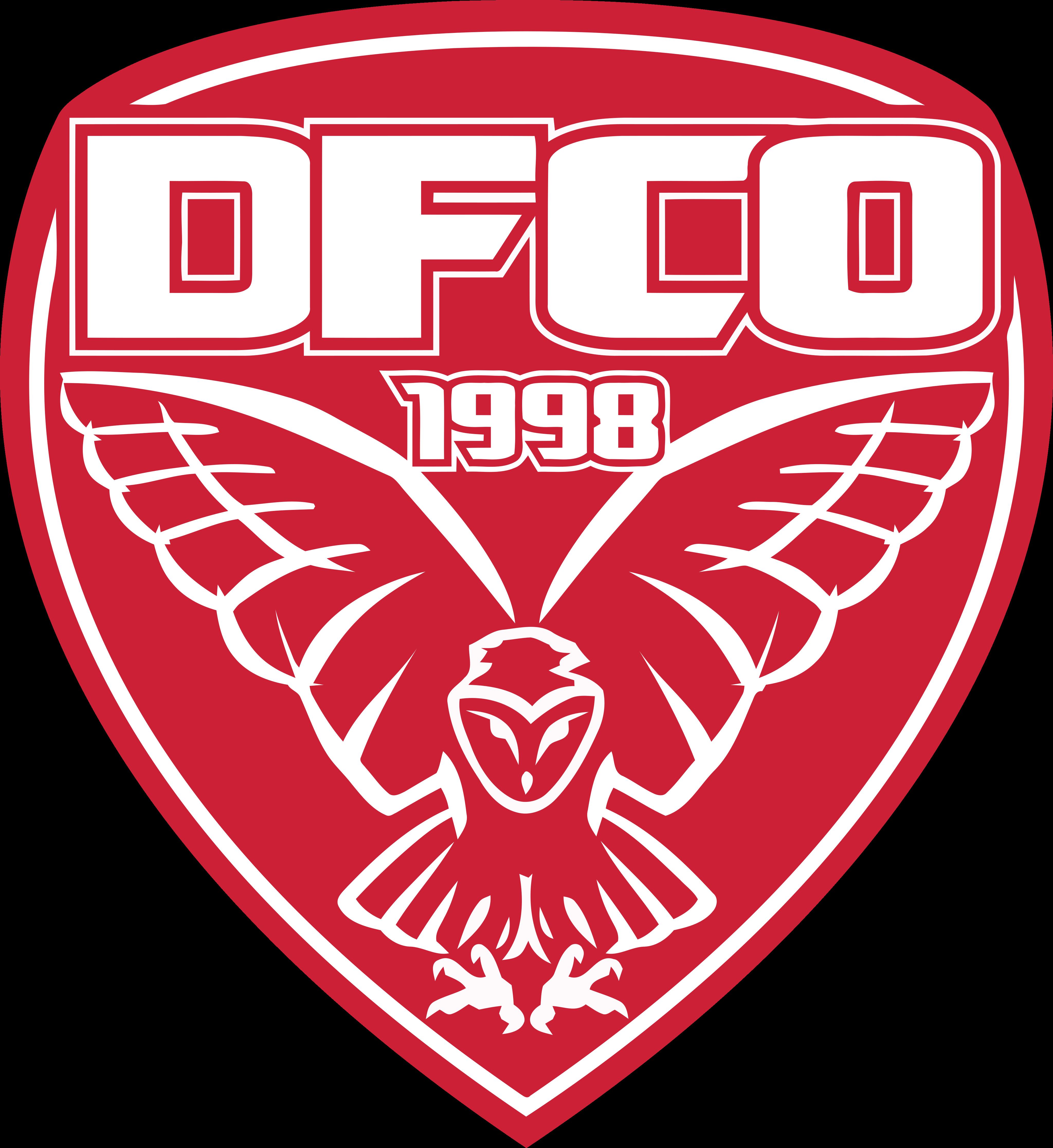 Dijon FCO Logo.
