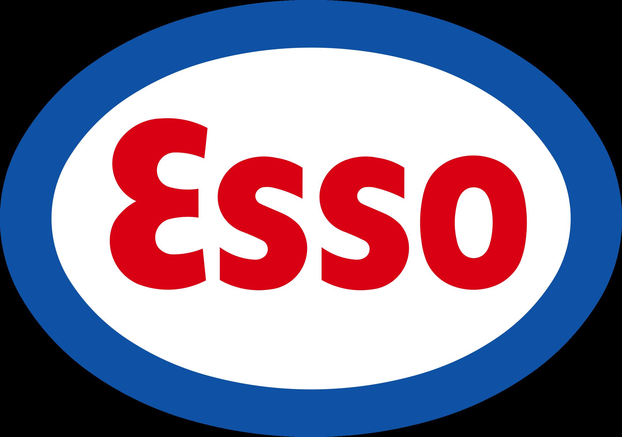 esso logo 1 - Esso Logo