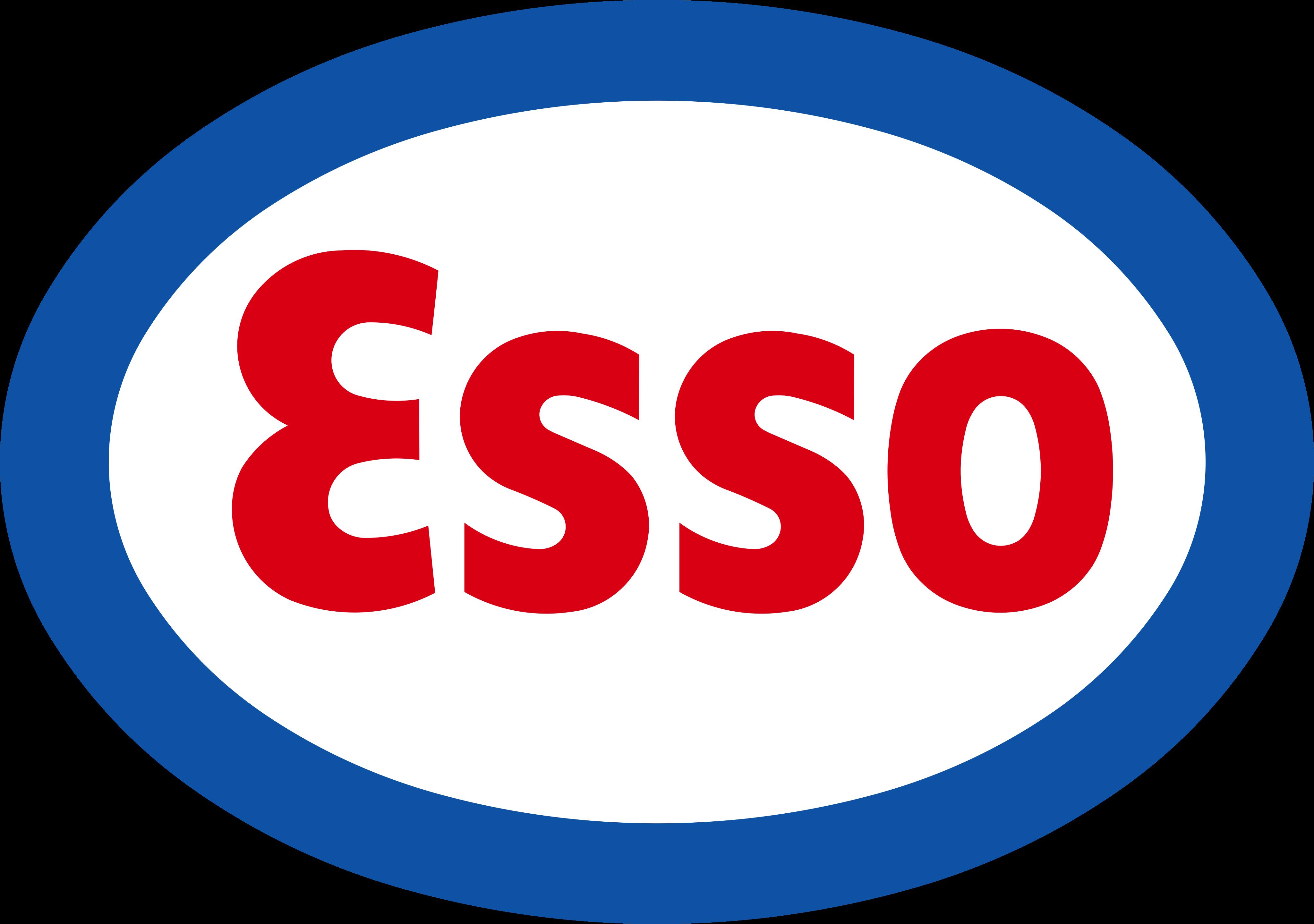 esso logo - Esso Logo