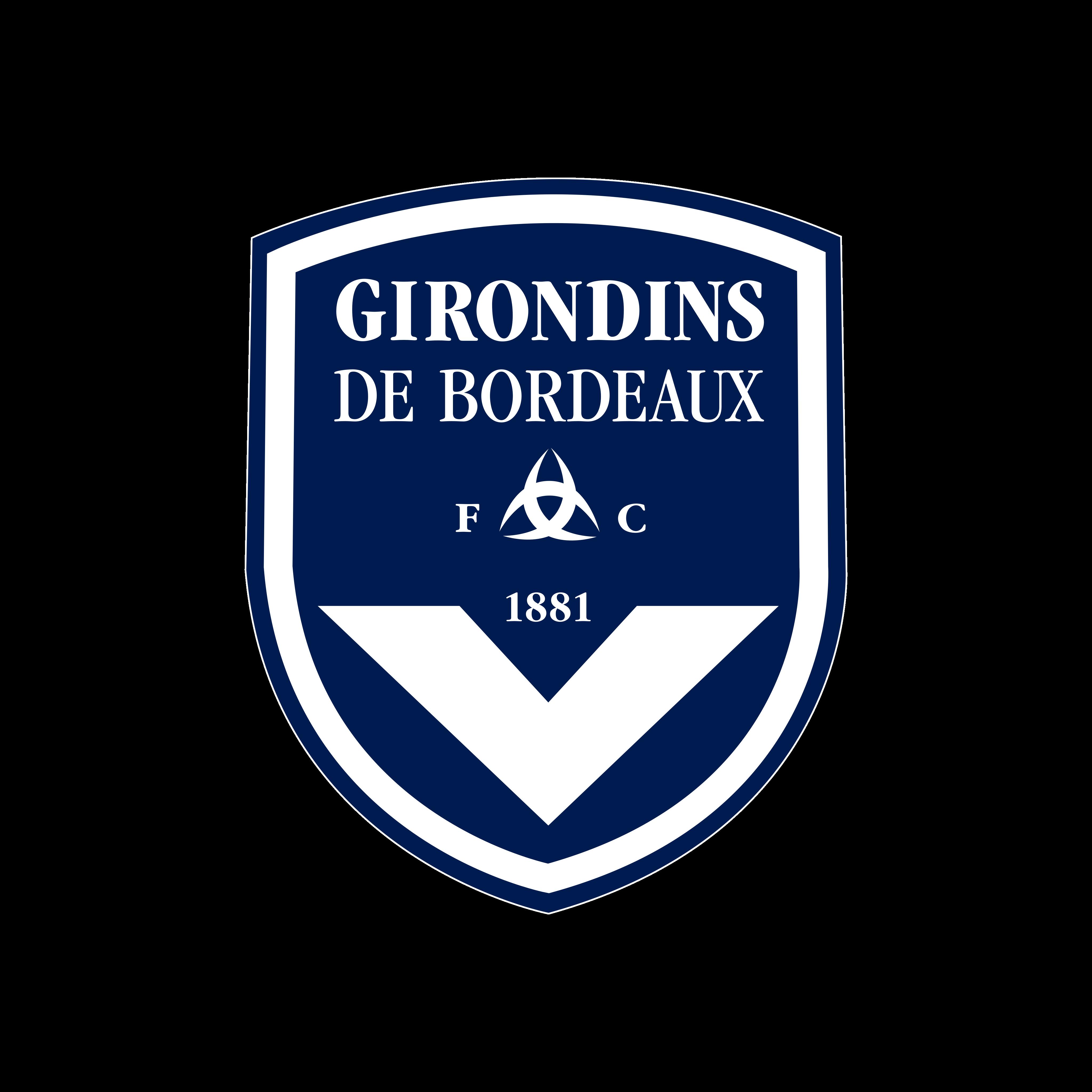 fc bordeaux logo 0 - FC Bordeaux Logo