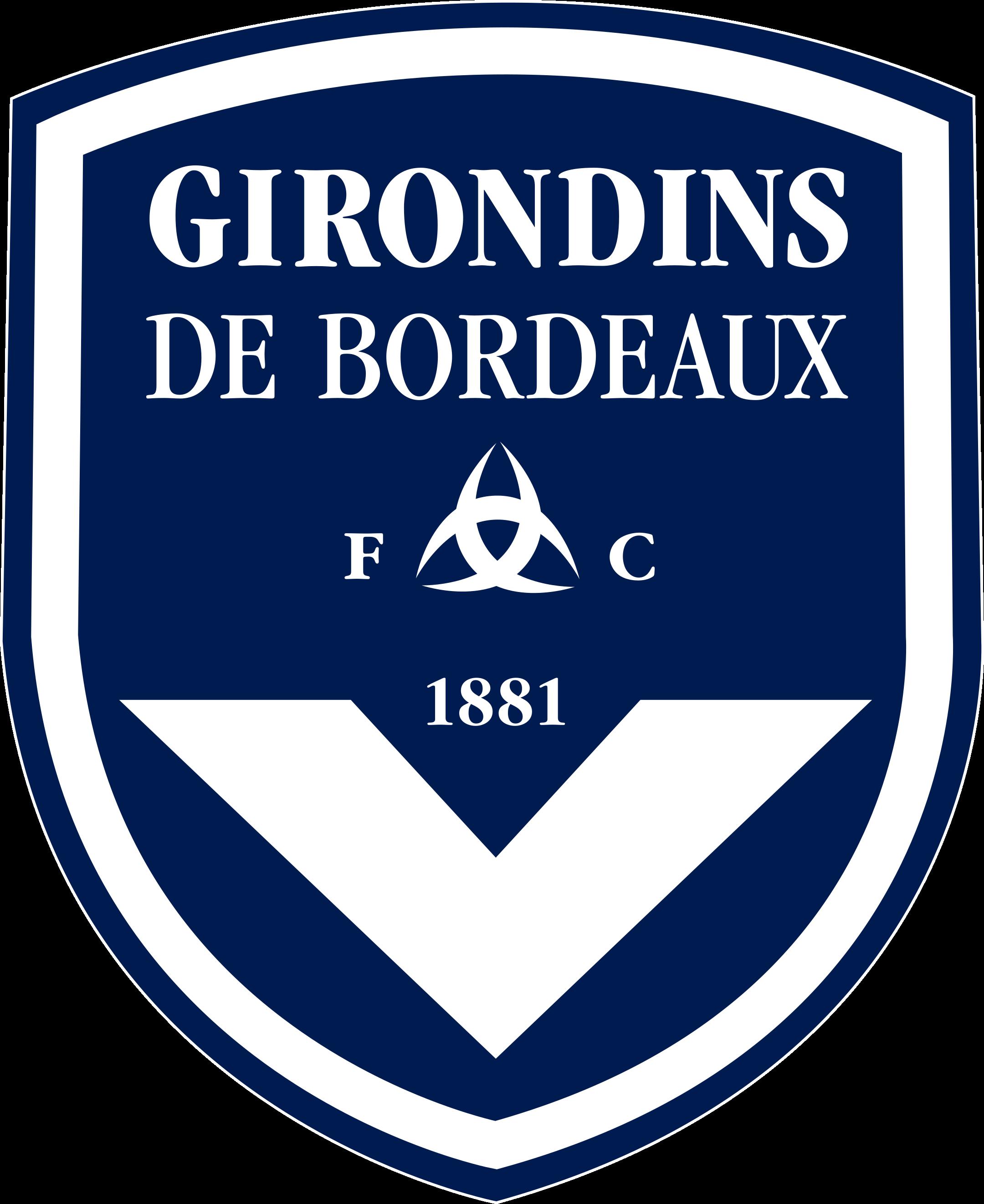 fc bordeaux logo 1 - FC Bordeaux Logo