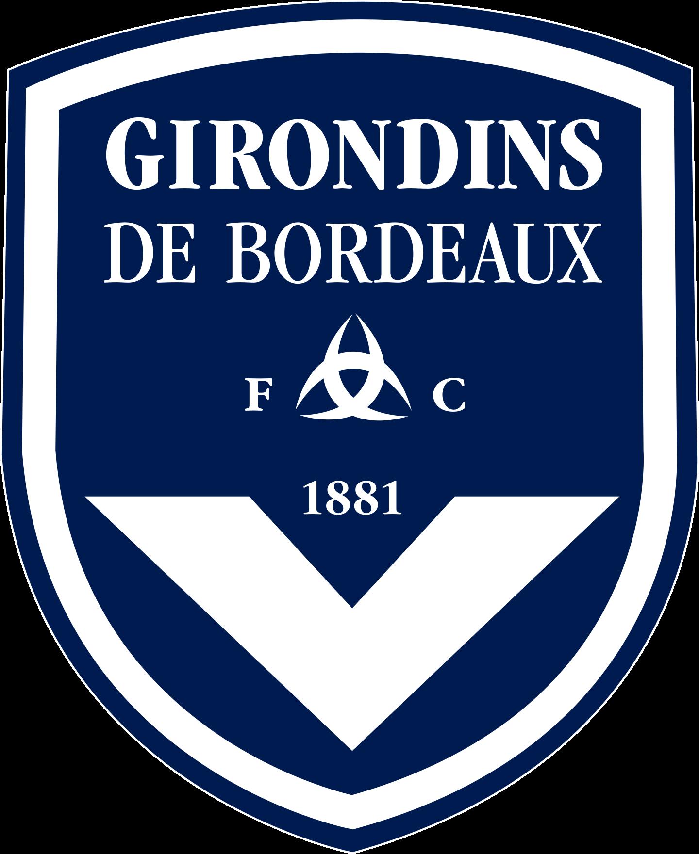 fc bordeaux logo 2 - FC Bordeaux Logo
