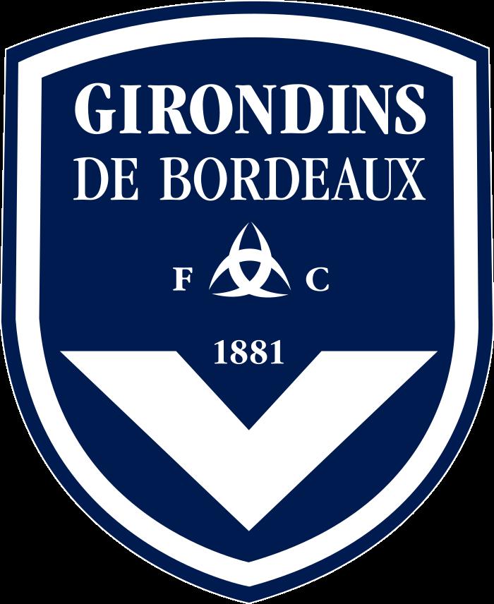 fc bordeaux logo 3 - FC Bordeaux Logo