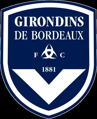 fc bordeaux logo 4 - FC Bordeaux Logo