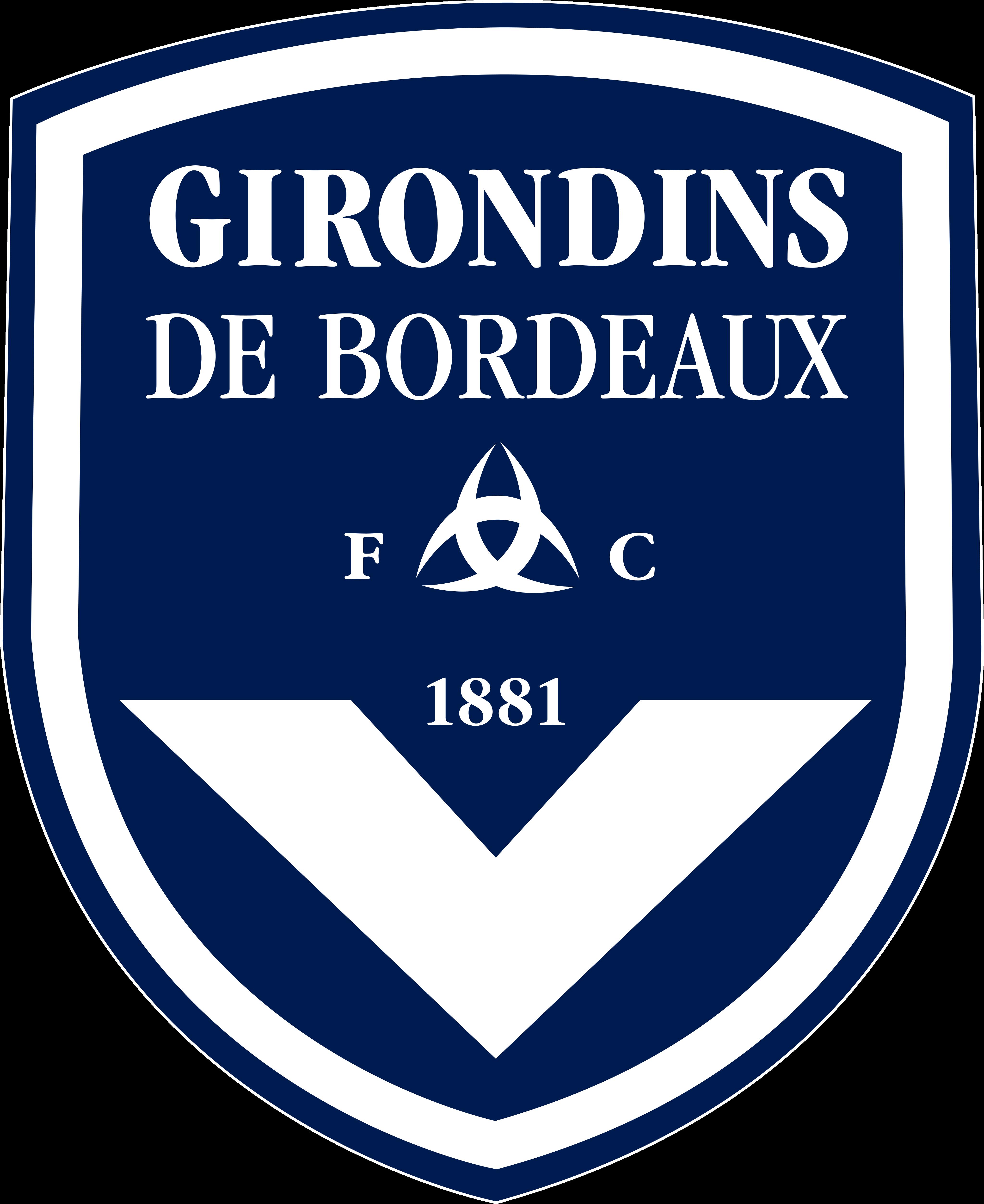 fc bordeaux logo - FC Bordeaux Logo