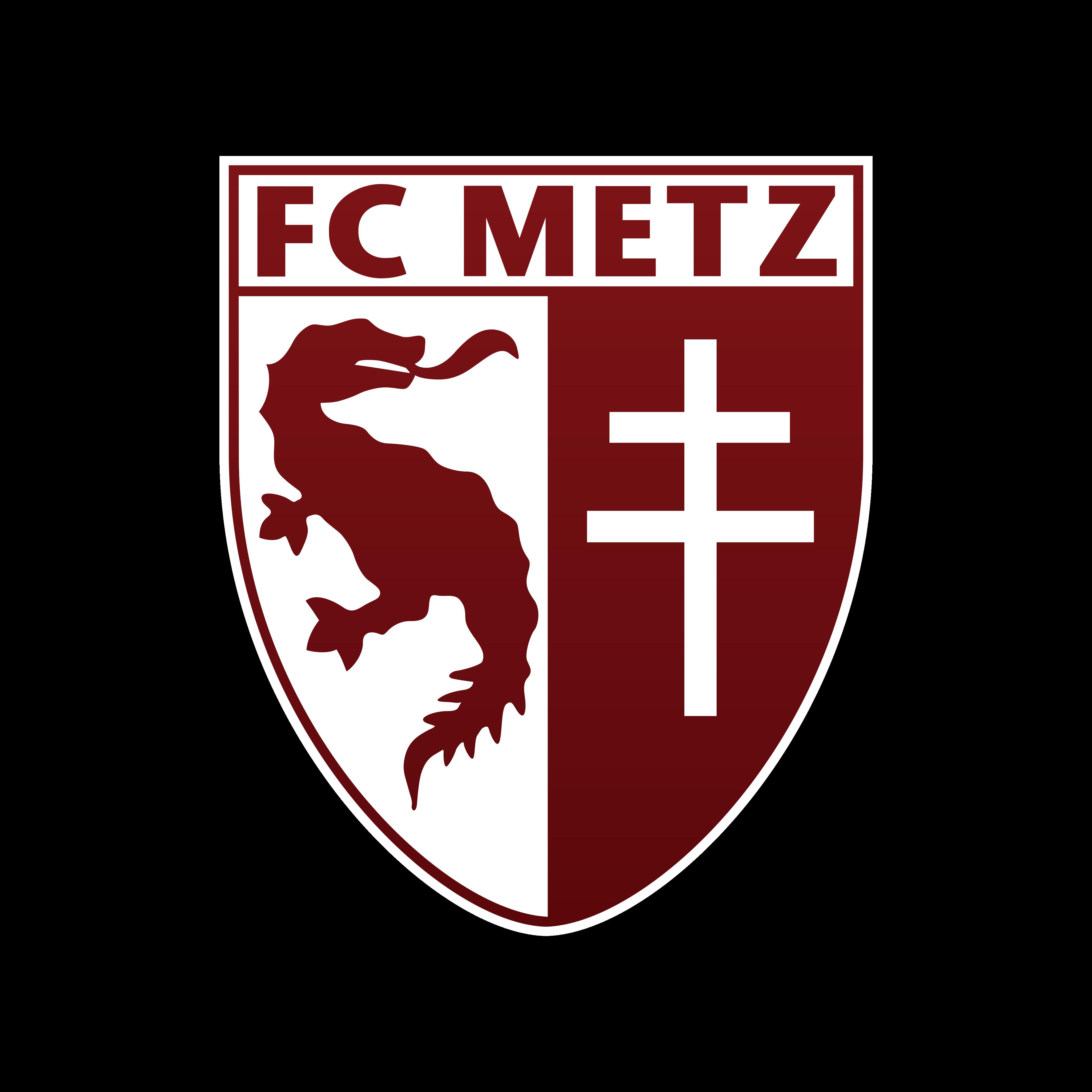 FC Metz Logo PNG.
