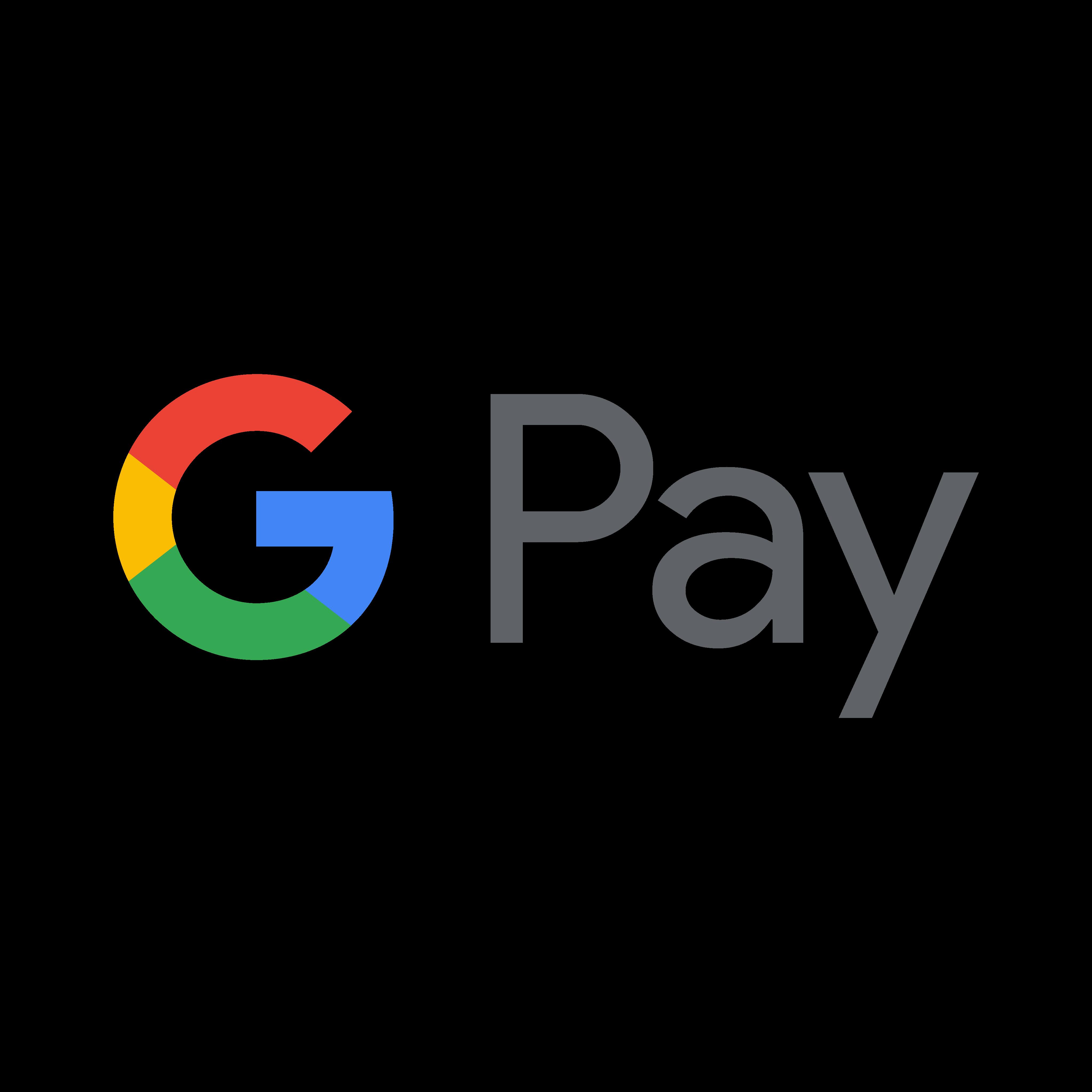 Google Pay Logo PNG.