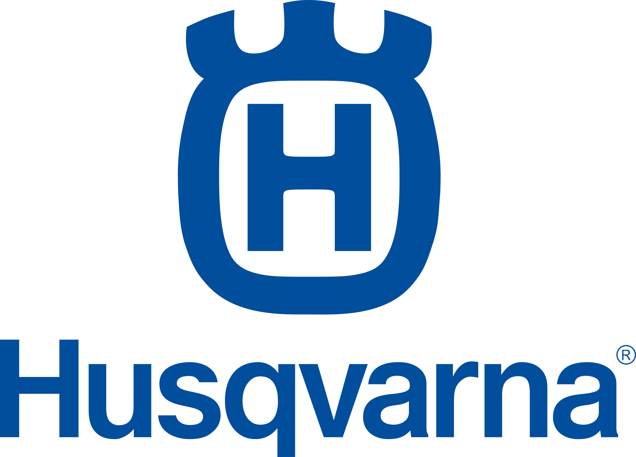 husqvarna logo 3 - Husqvarna Logo