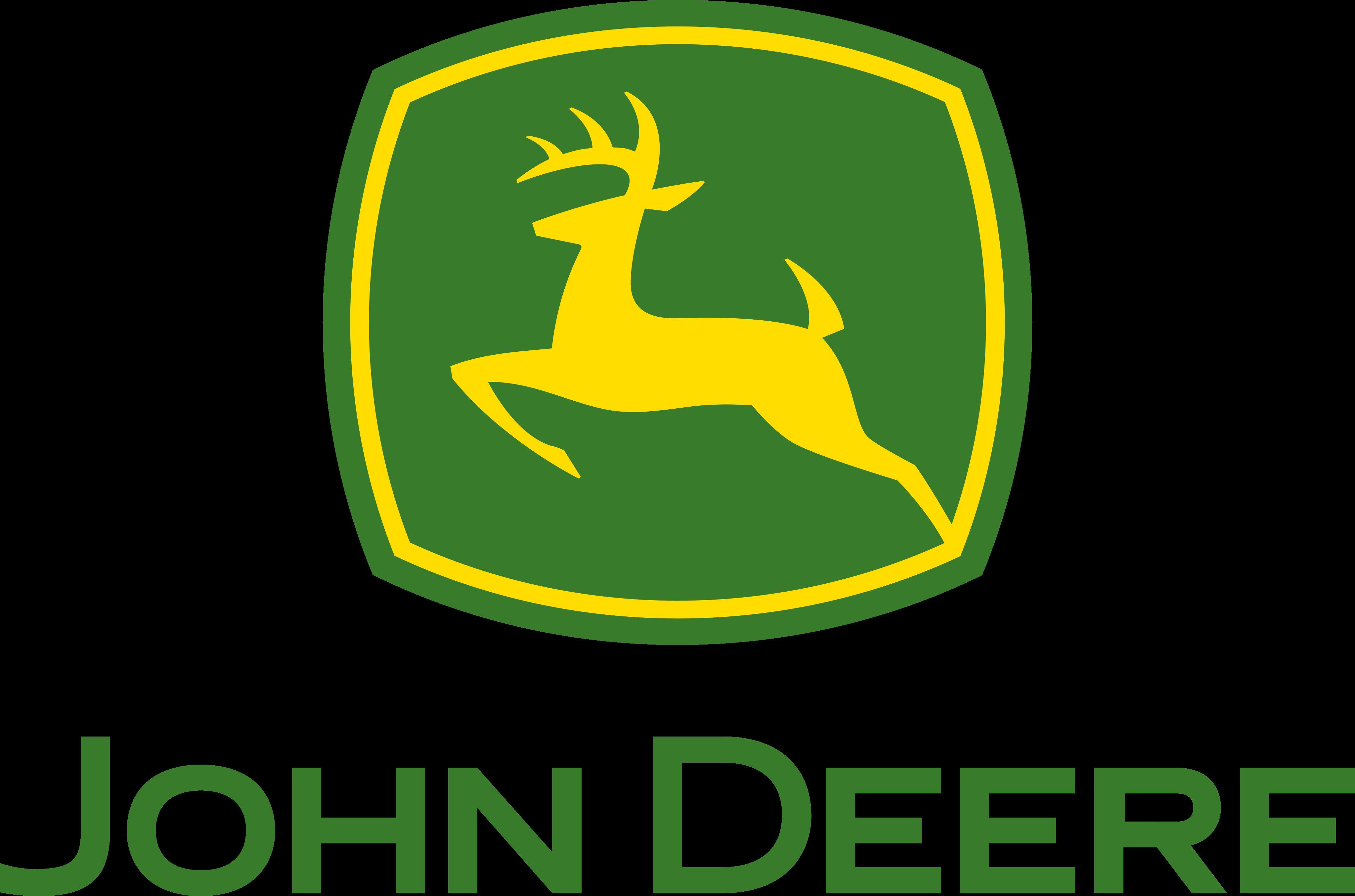 john deere logo 01 - John Deere Logo