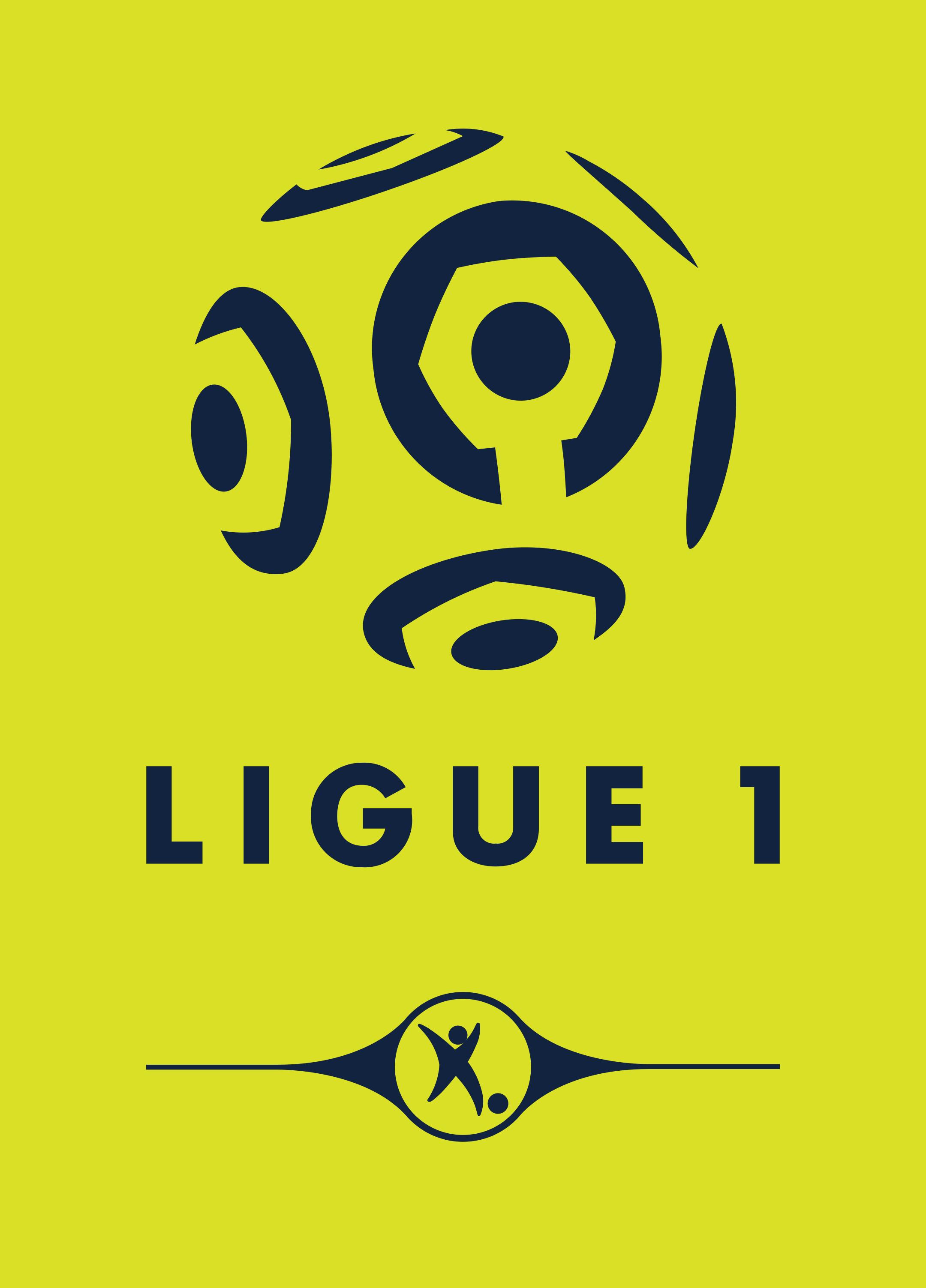ligue 1 logo - Ligue 1 Logo