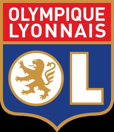 lyon logo 4 - Lyon Logo - Olympique Lyonnais Logo