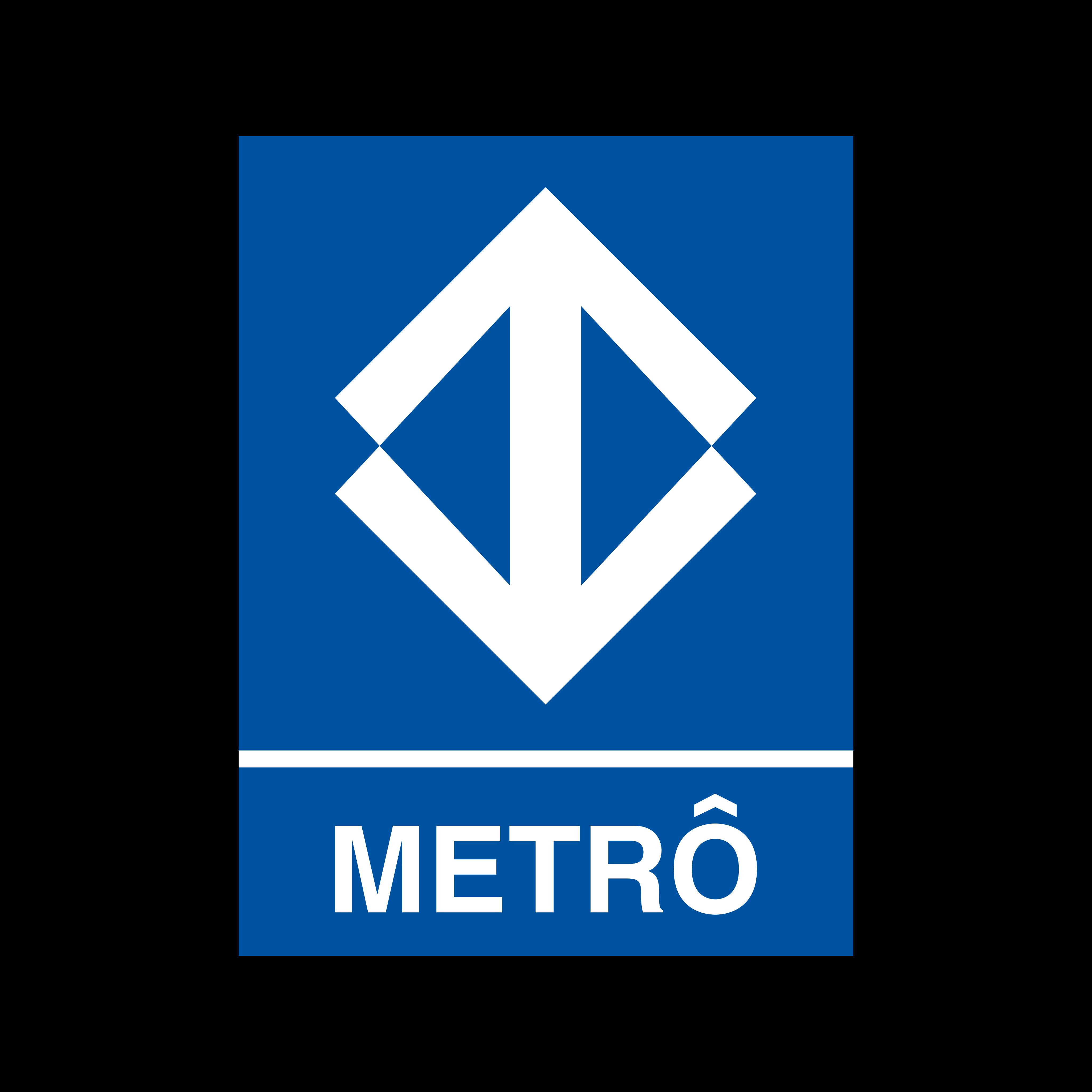 metro sp logo 0 - Metrô SP Logo
