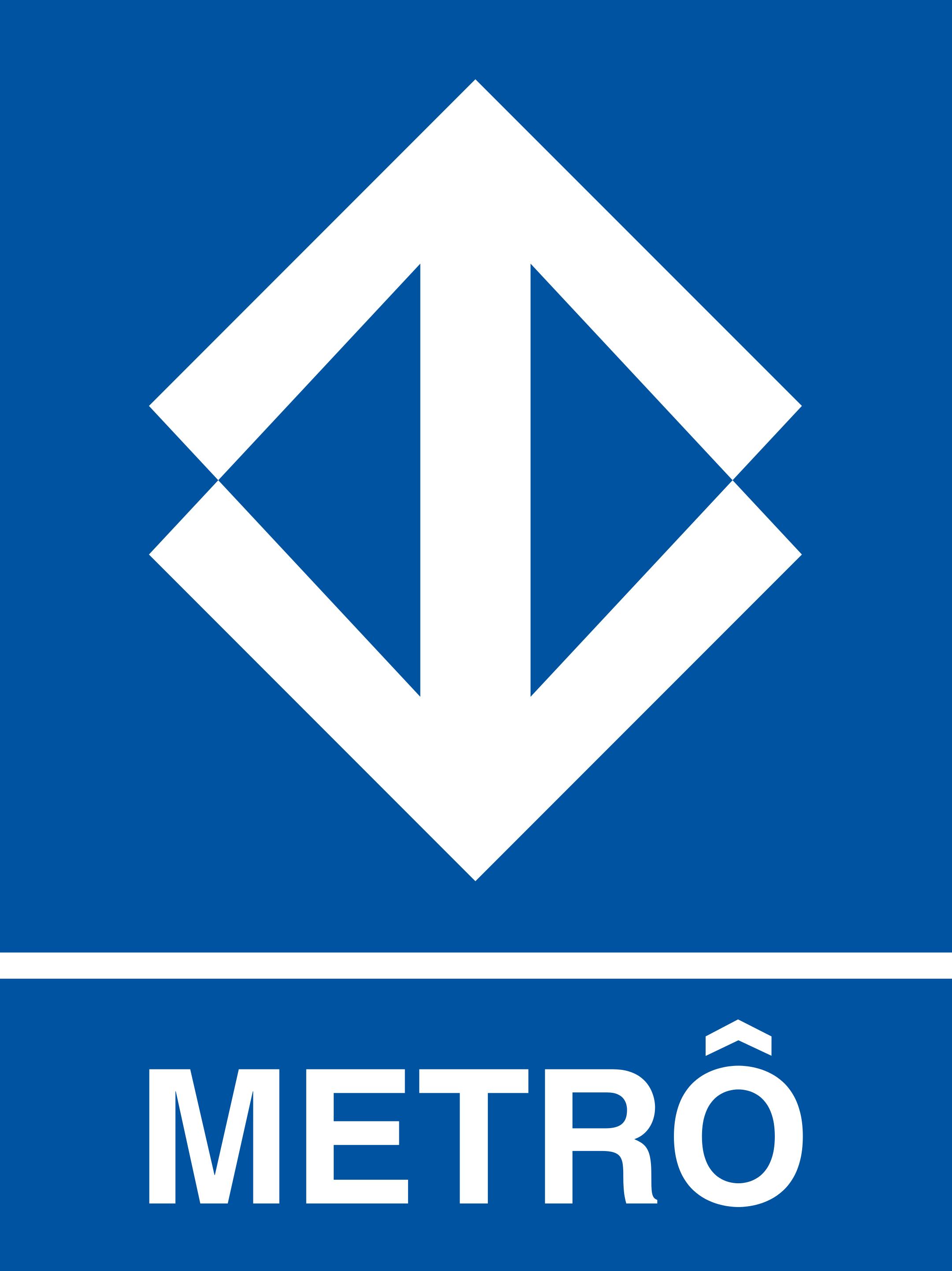 metro sp logo 3 - Metrô SP Logo