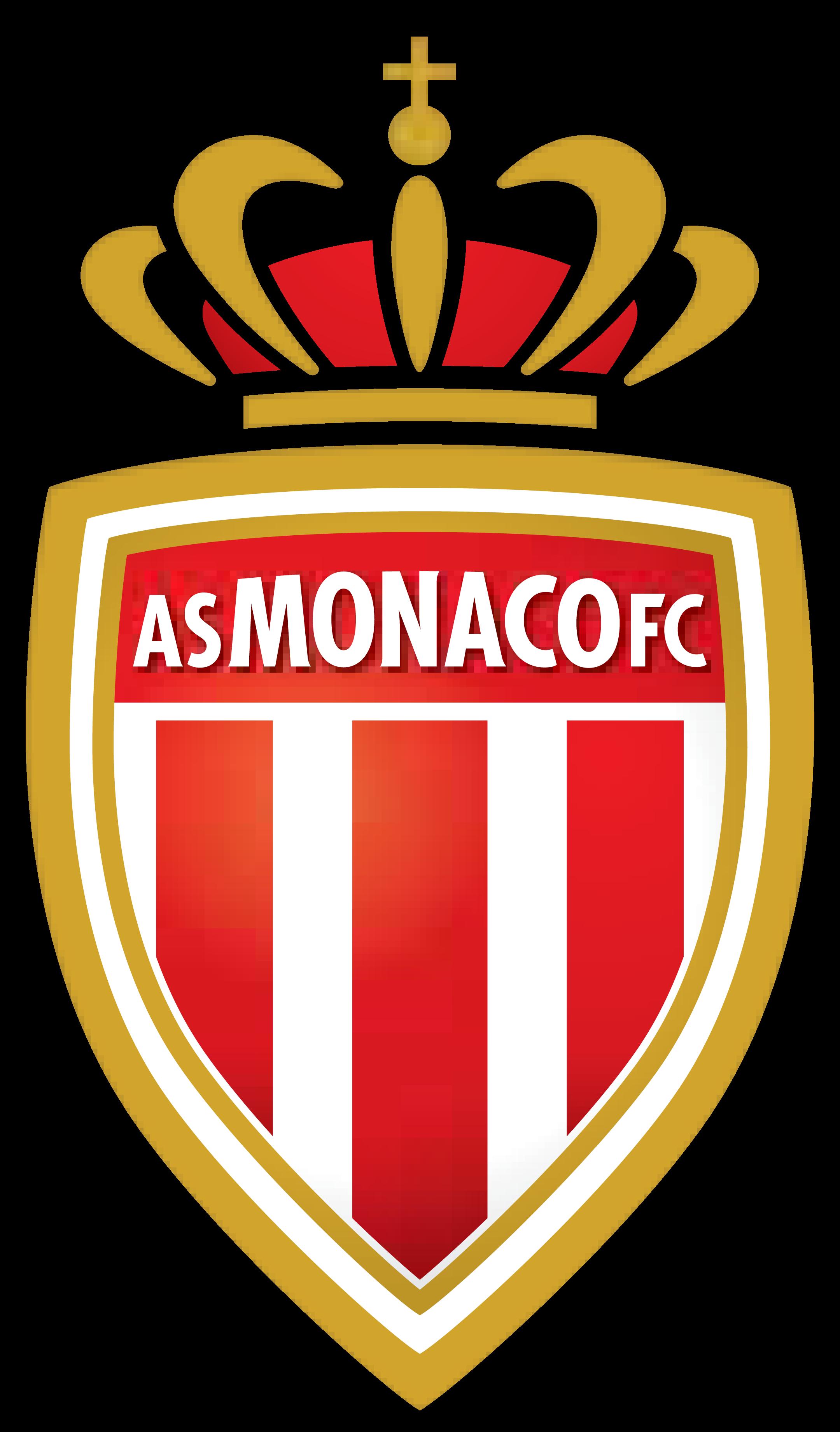 monaco fc logo 1 - Monaco FC Logo