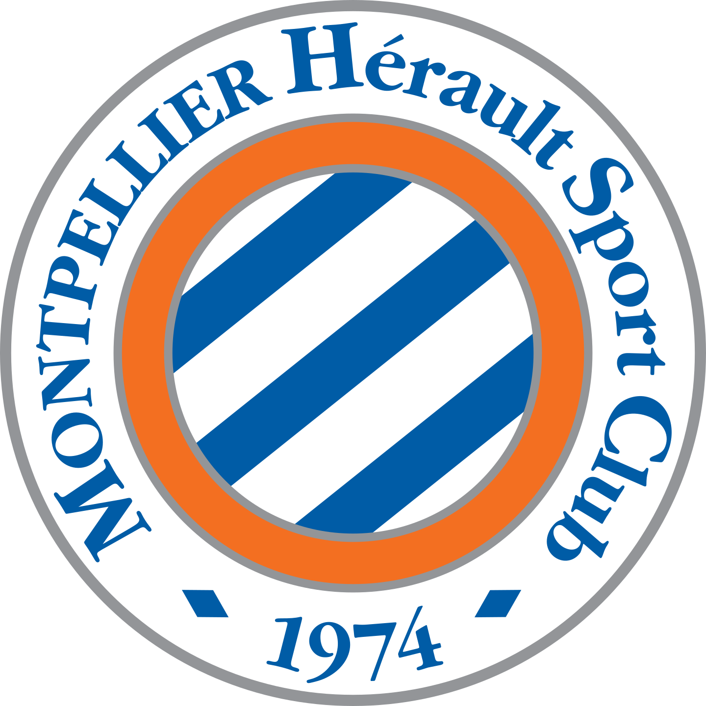 montpellier logo 2 - Montpellier Logo - Montpellier Hérault Sport Club