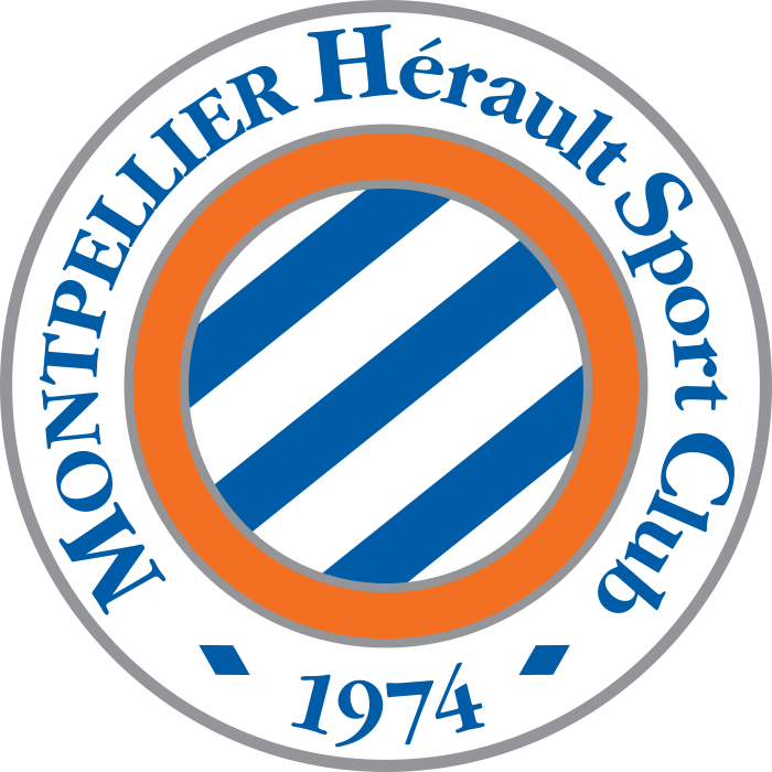 montpellier logo 3 - Montpellier Logo - Montpellier Hérault Sport Club