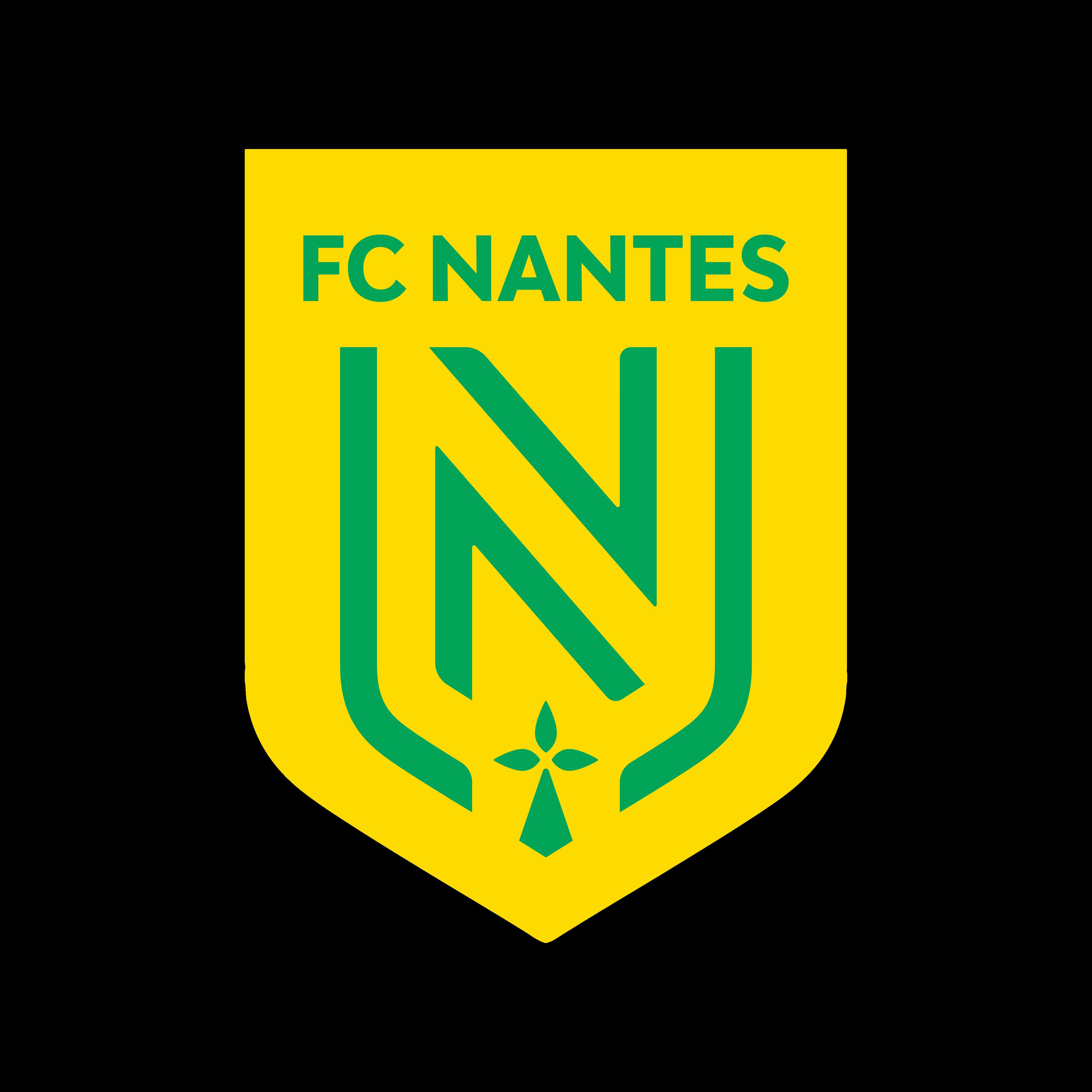 nantes fc logo 0 - FC Nantes Logo