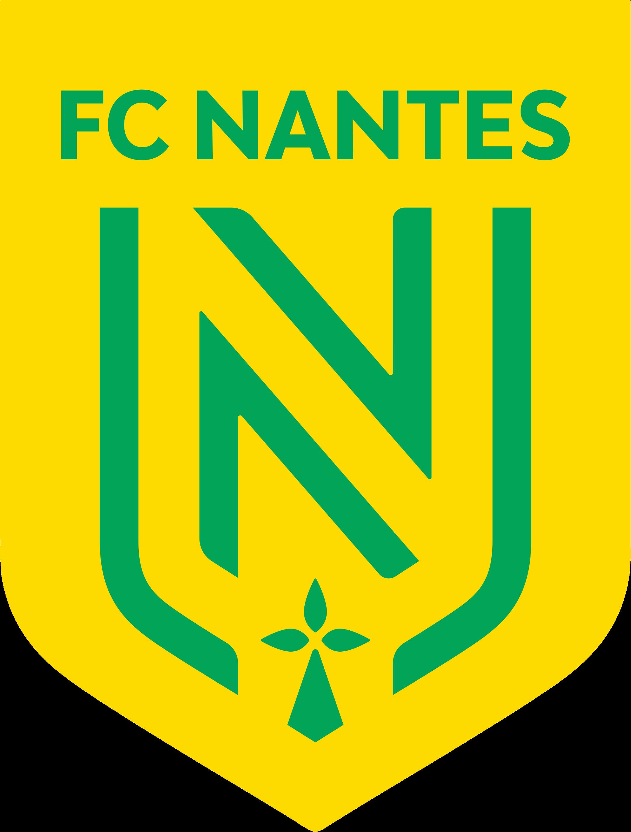 nantes fc logo 1 - FC Nantes Logo