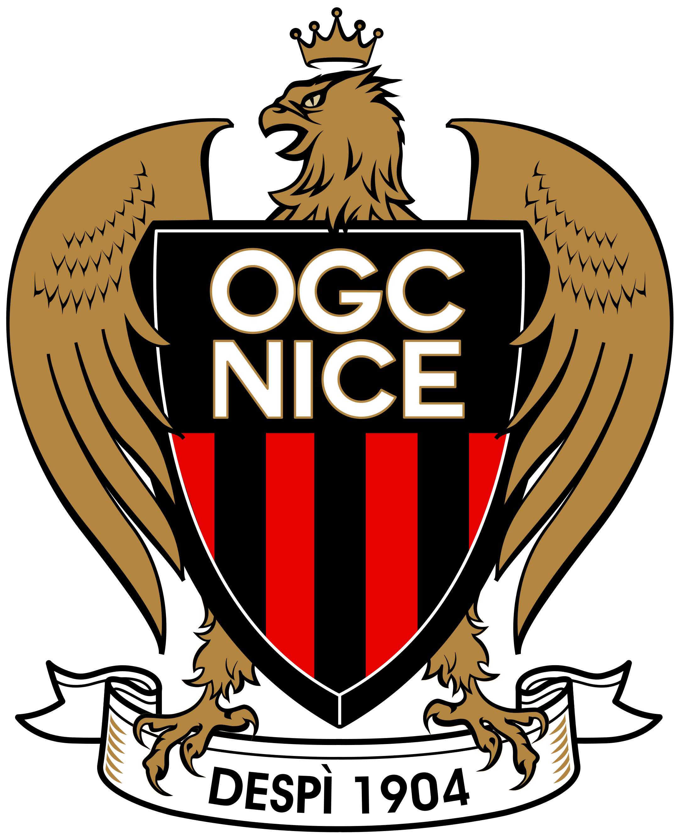 ogc nice logo 1 - OGC Nice Logo