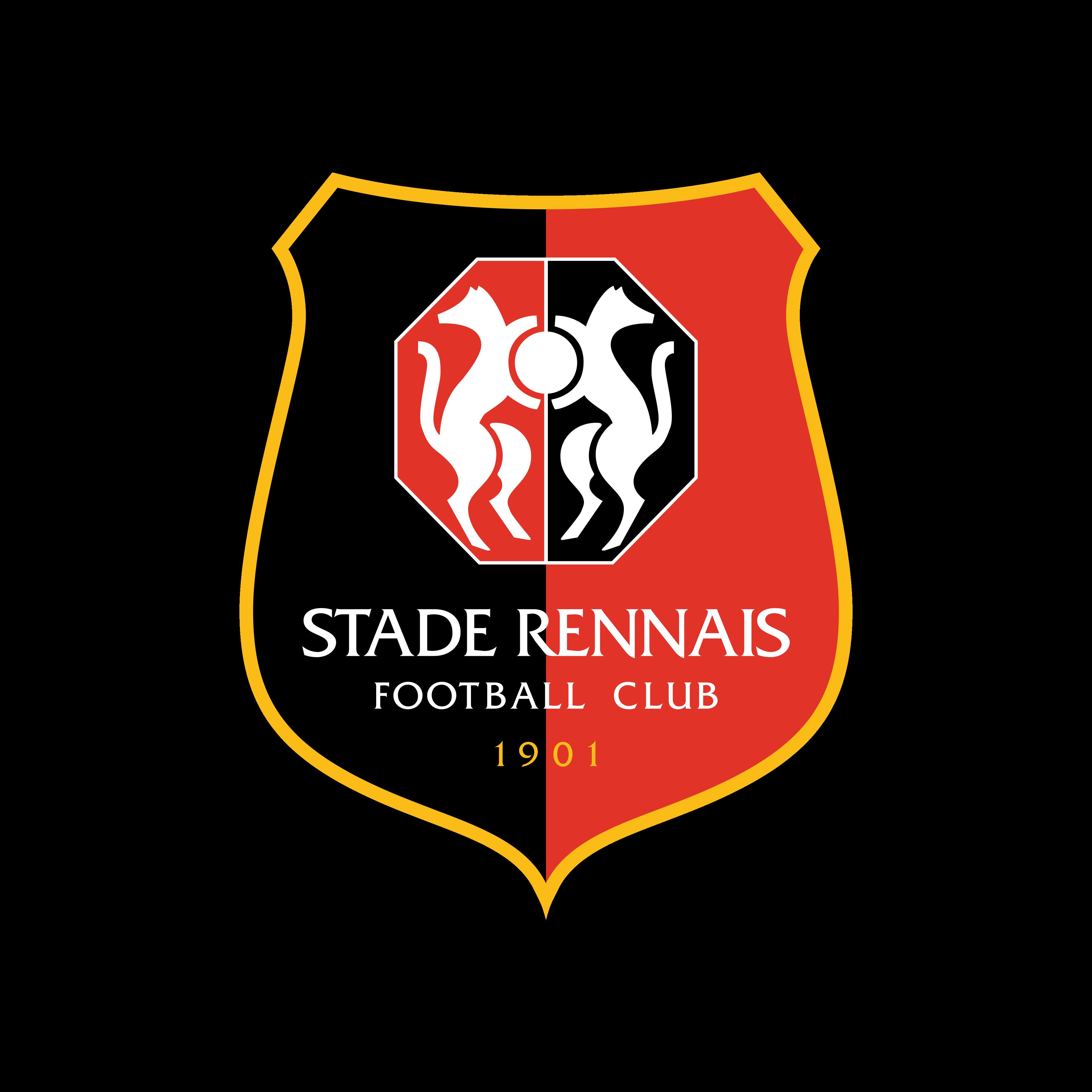 rennes fc logo 0 - Rennes FC Logo
