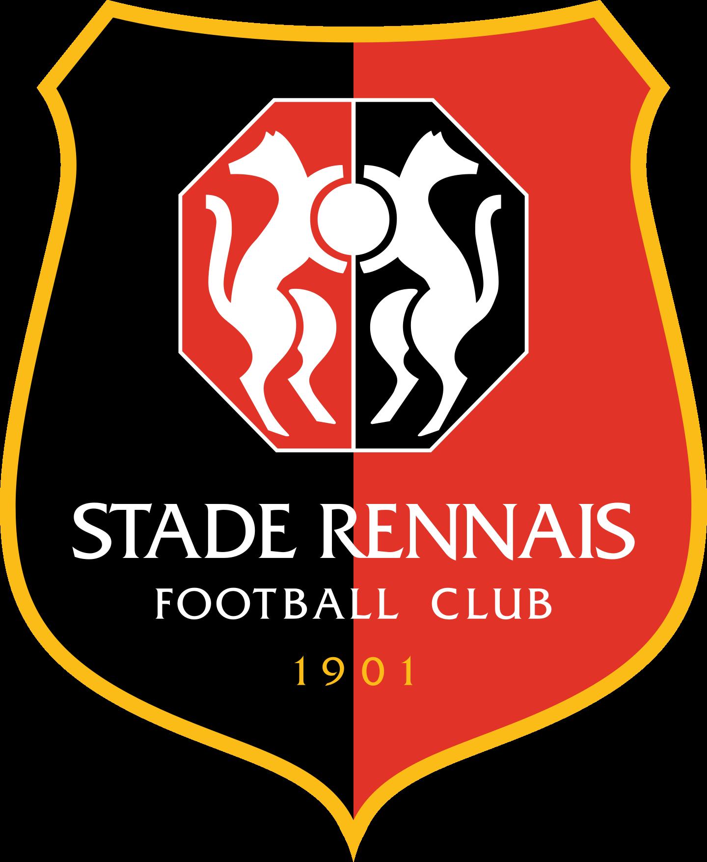 rennes fc logo 2 - Rennes FC Logo