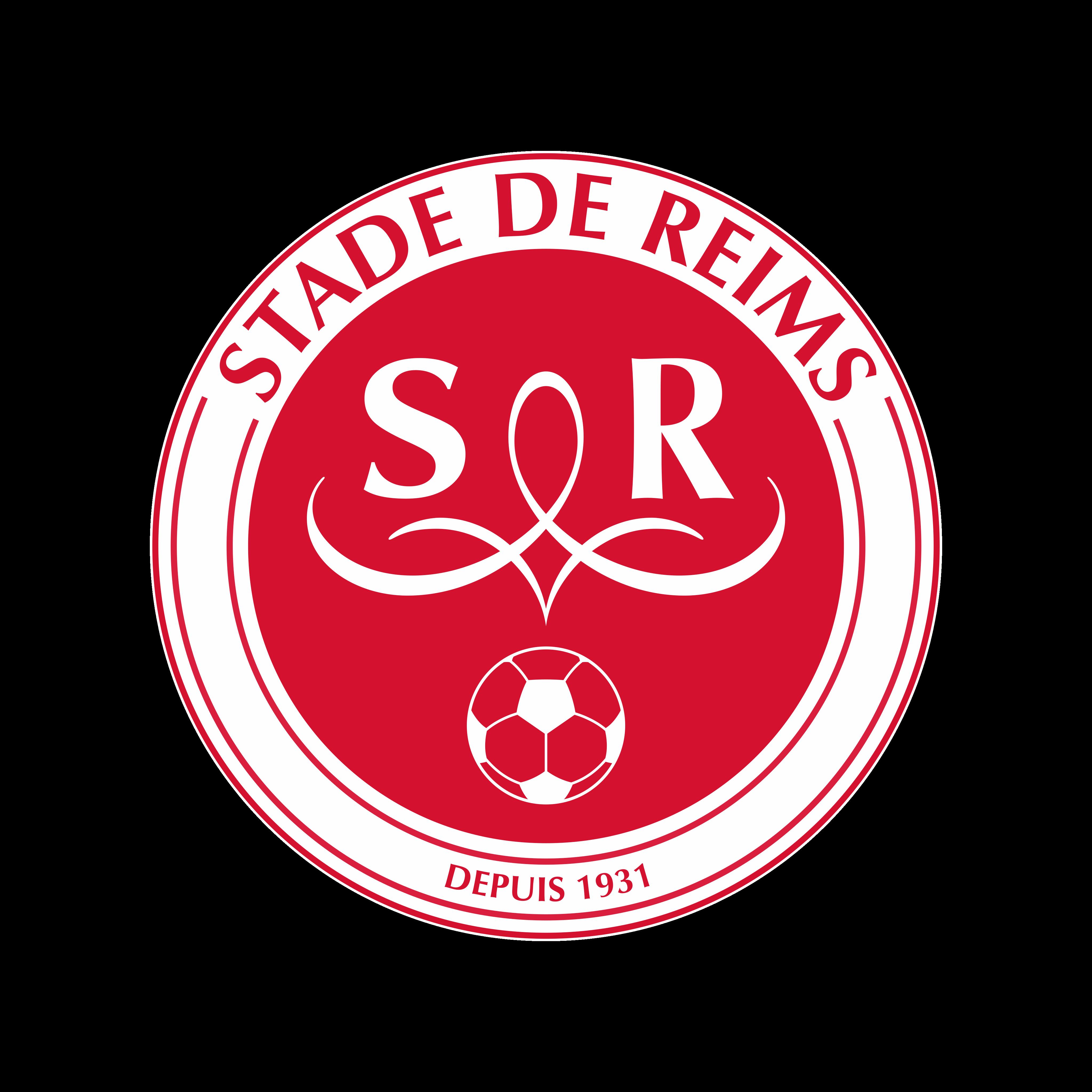 stade de reims logo 0 - Stade de Reims Logo