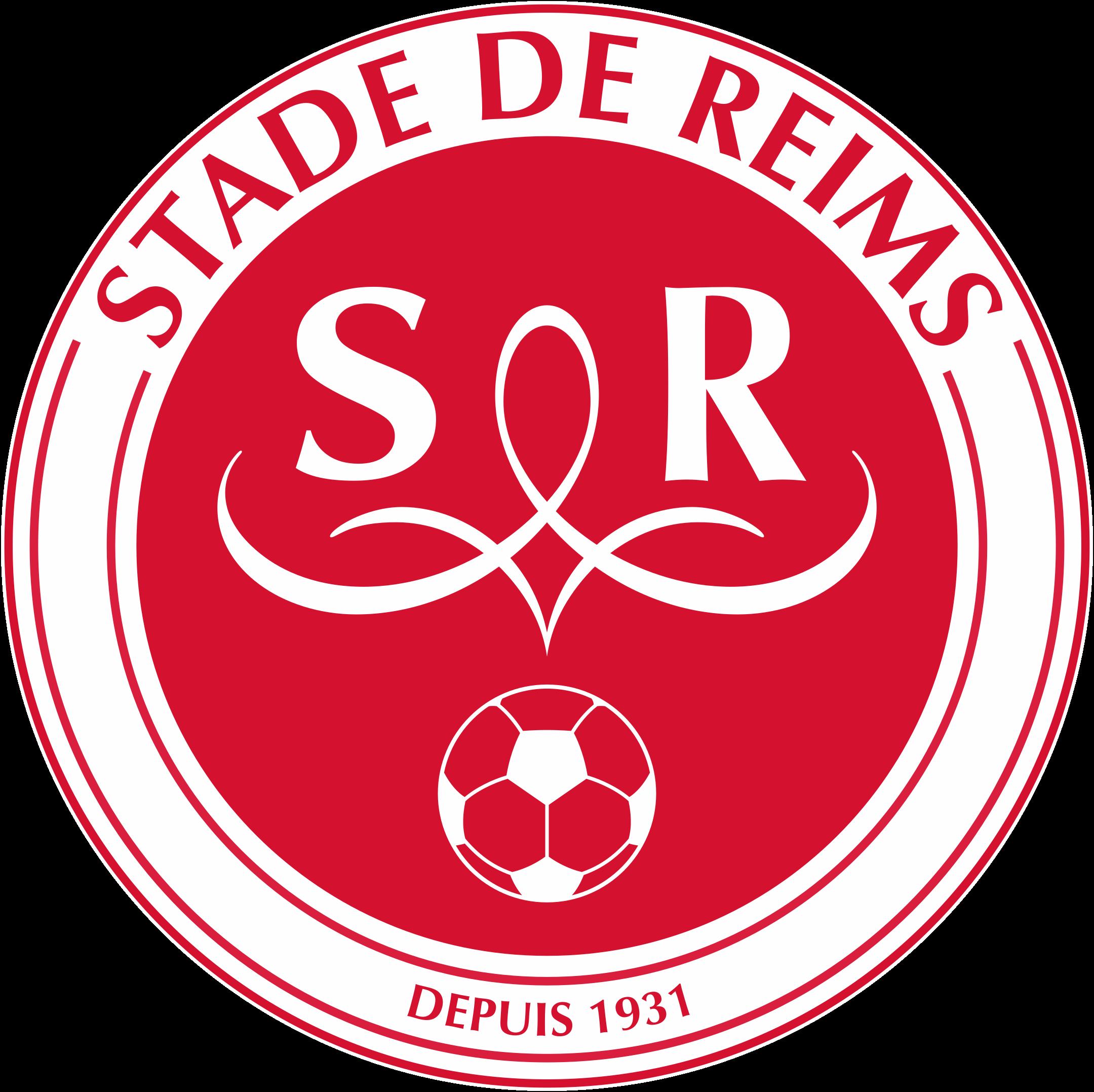 stade de reims logo 1 - Stade de Reims Logo