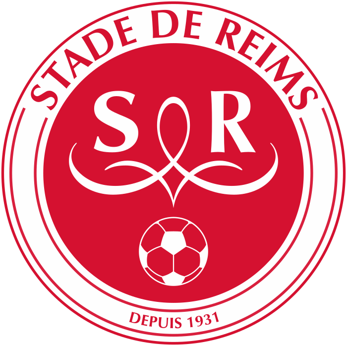 stade de reims logo 3 - Stade de Reims Logo