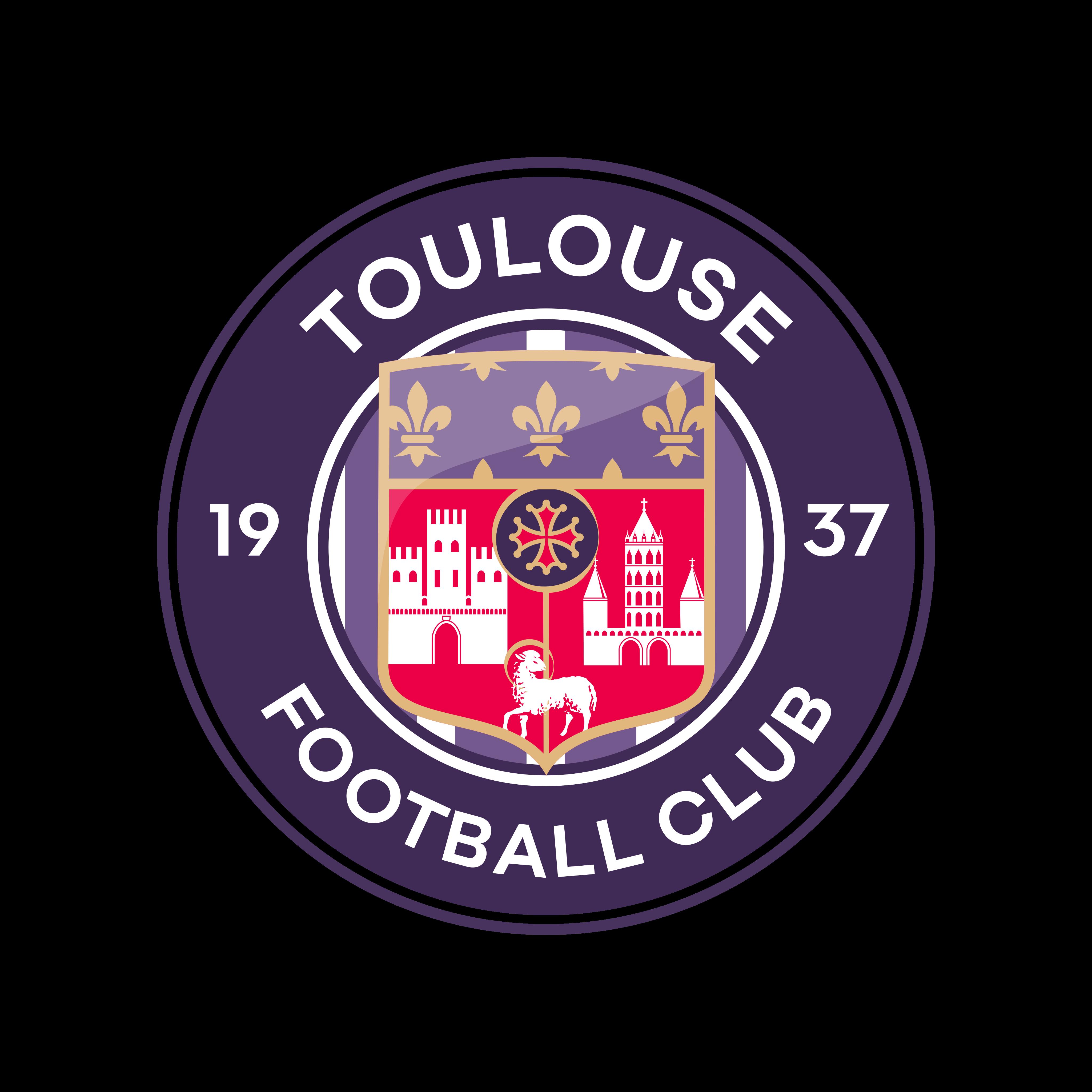 toulouse fc logo 0 - Toulouse Football Club Logo