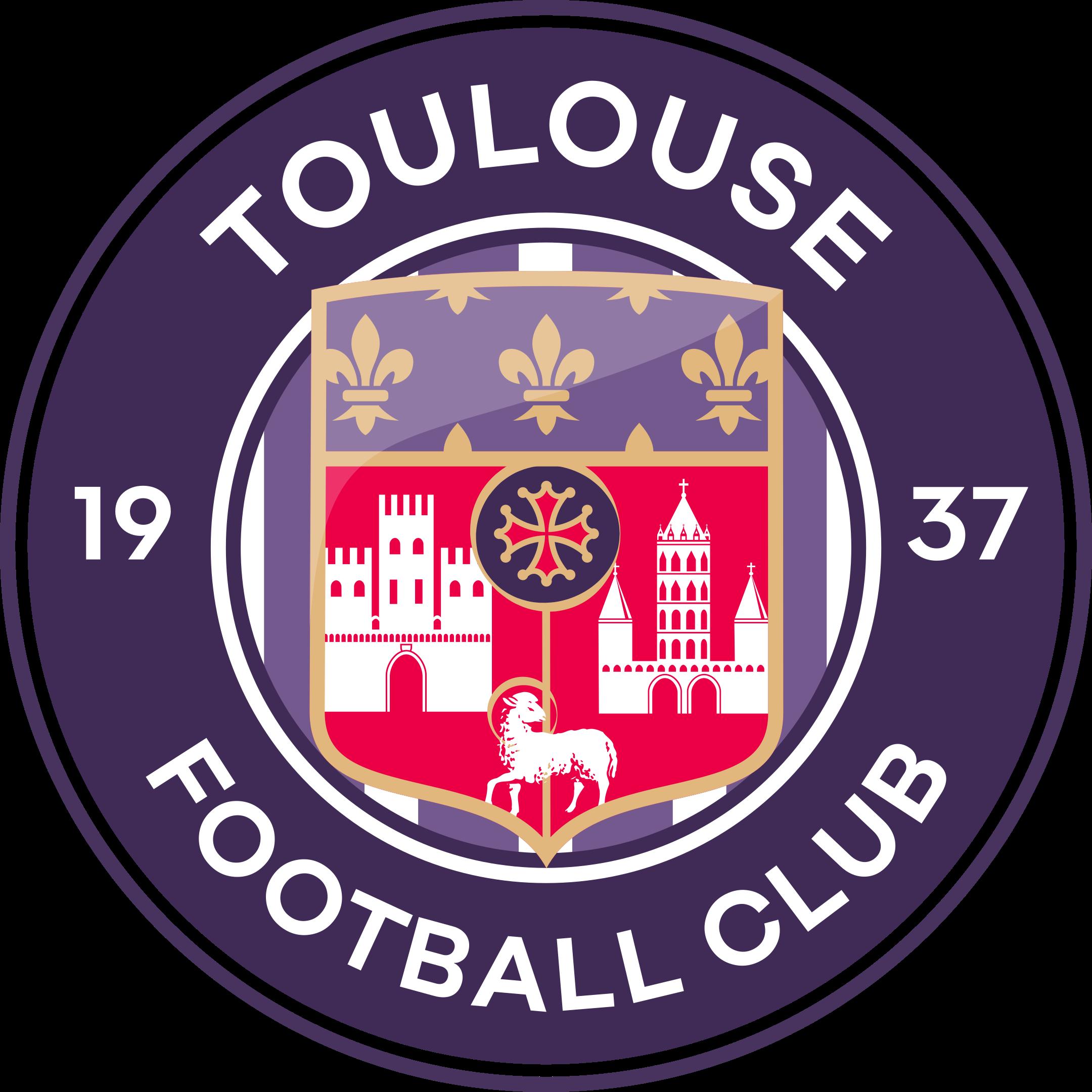 toulouse fc logo 1 - Toulouse Football Club Logo