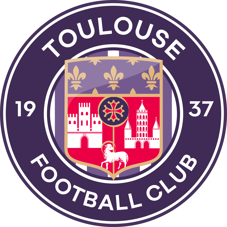 toulouse fc logo 2 - Toulouse Football Club Logo