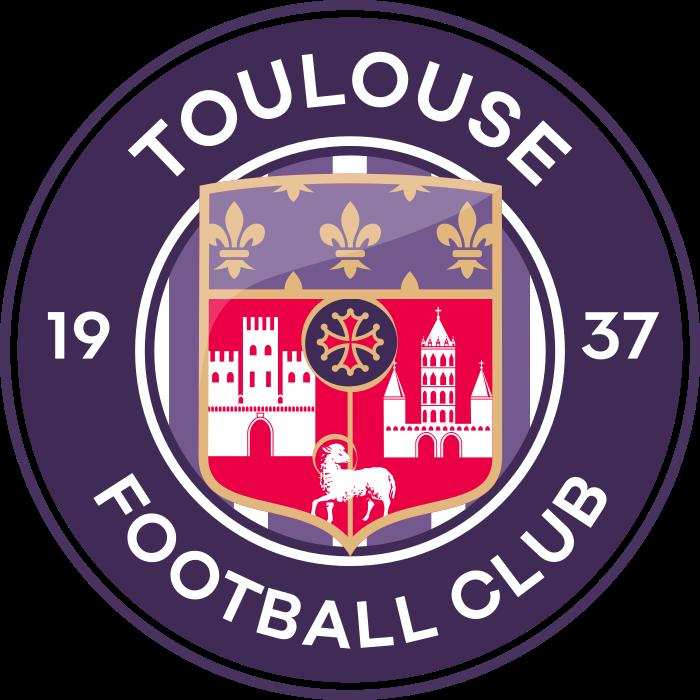 toulouse fc logo 3 - Toulouse Football Club Logo
