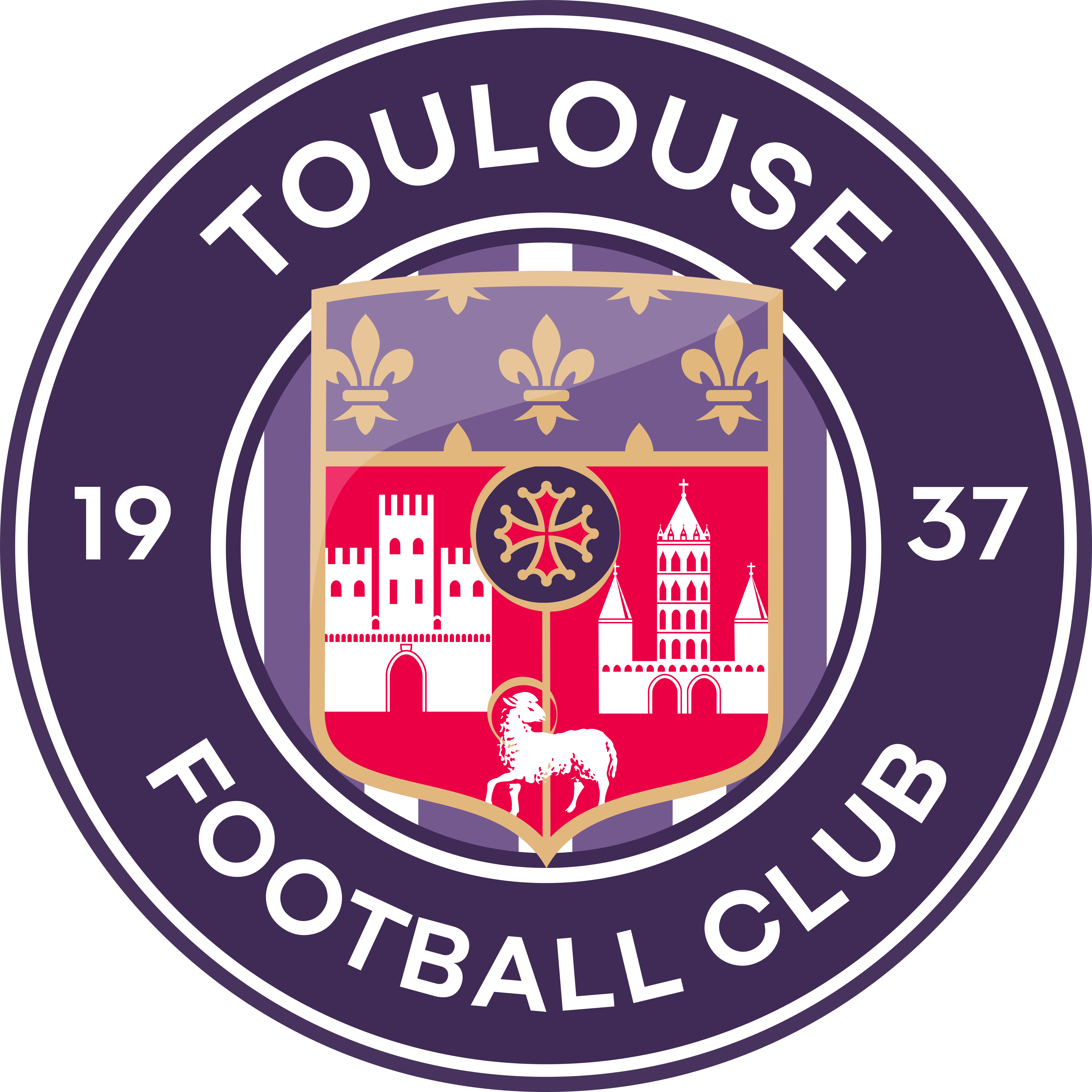 toulouse fc logo - Toulouse Football Club Logo