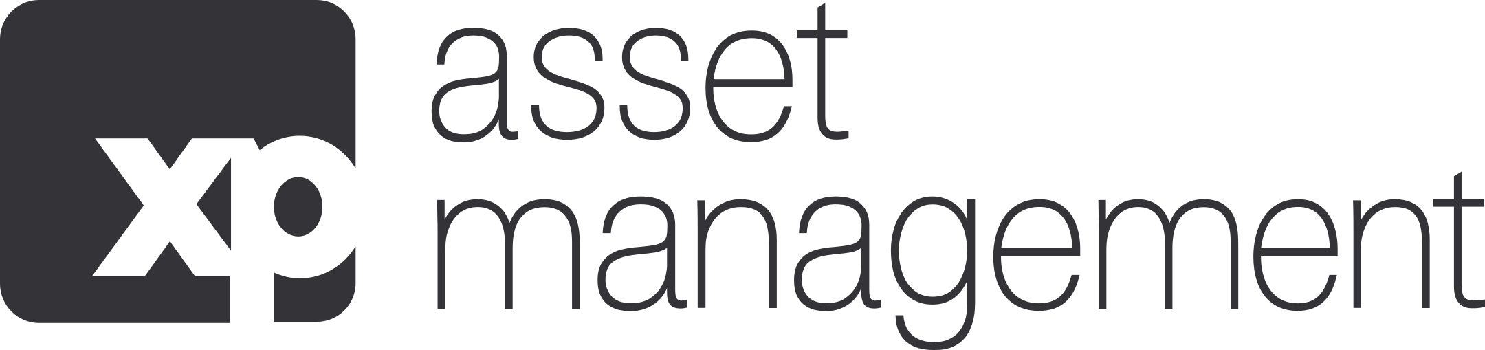 XP Asset Management Logo.