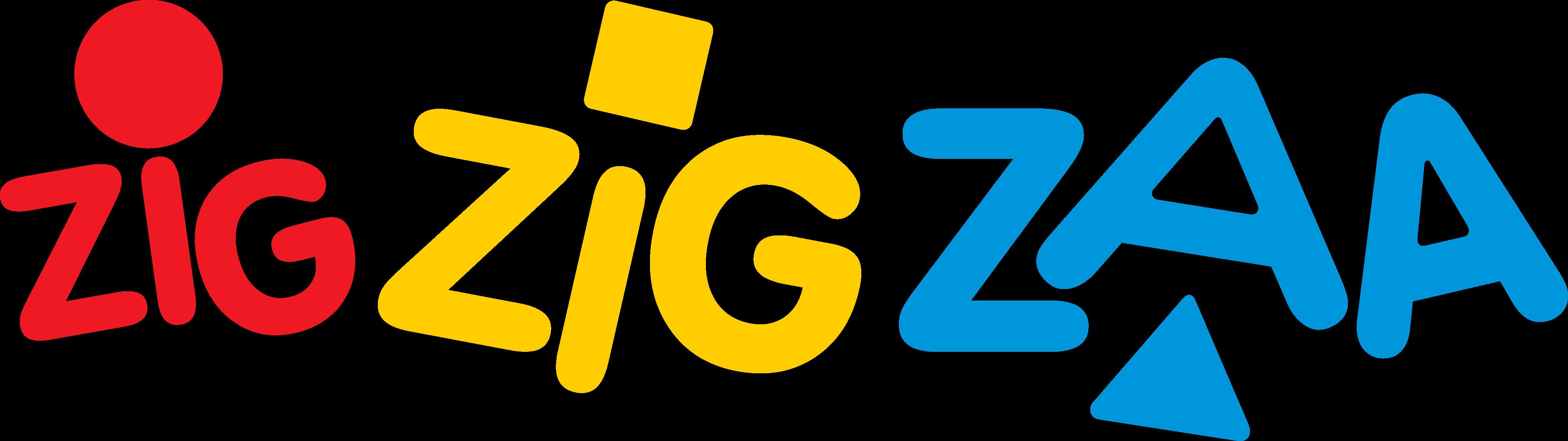 Zig Zig Zaa Logo.