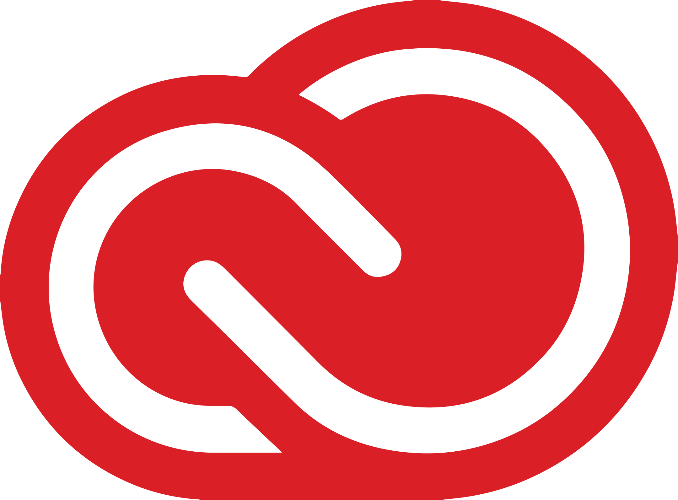 adobe creative cloud logo 1 - Adobe Creative Cloud Logo