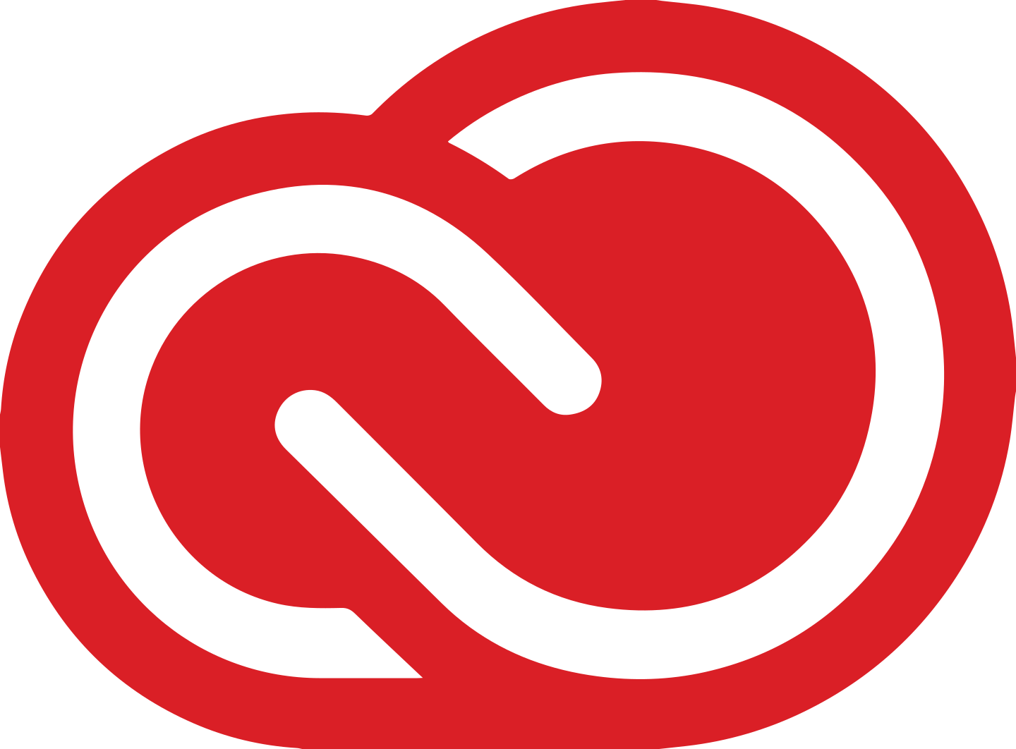 adobe creative cloud logo 2 - Adobe Creative Cloud Logo