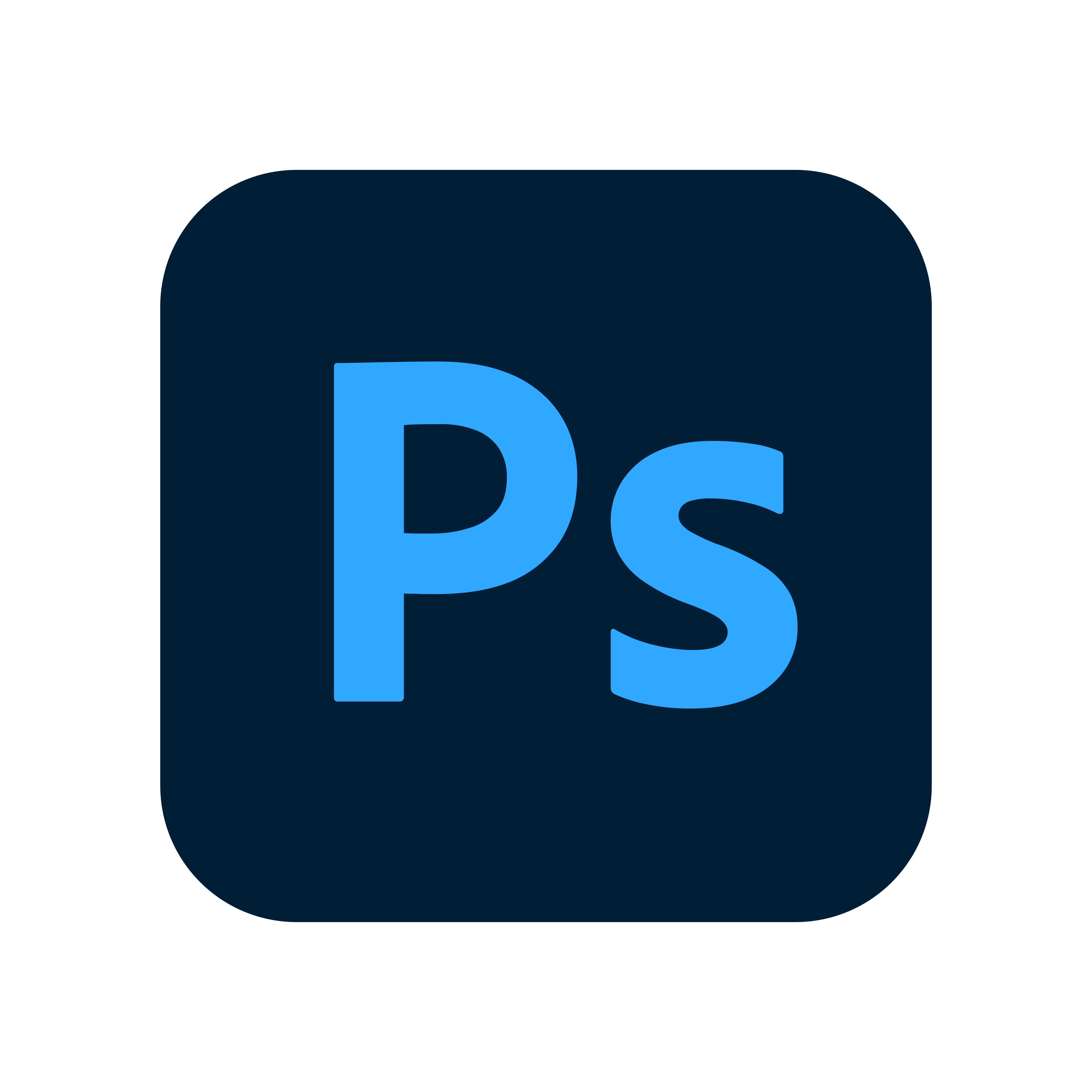 adobe photoshop logo 0 - Adobe Photoshop Logo