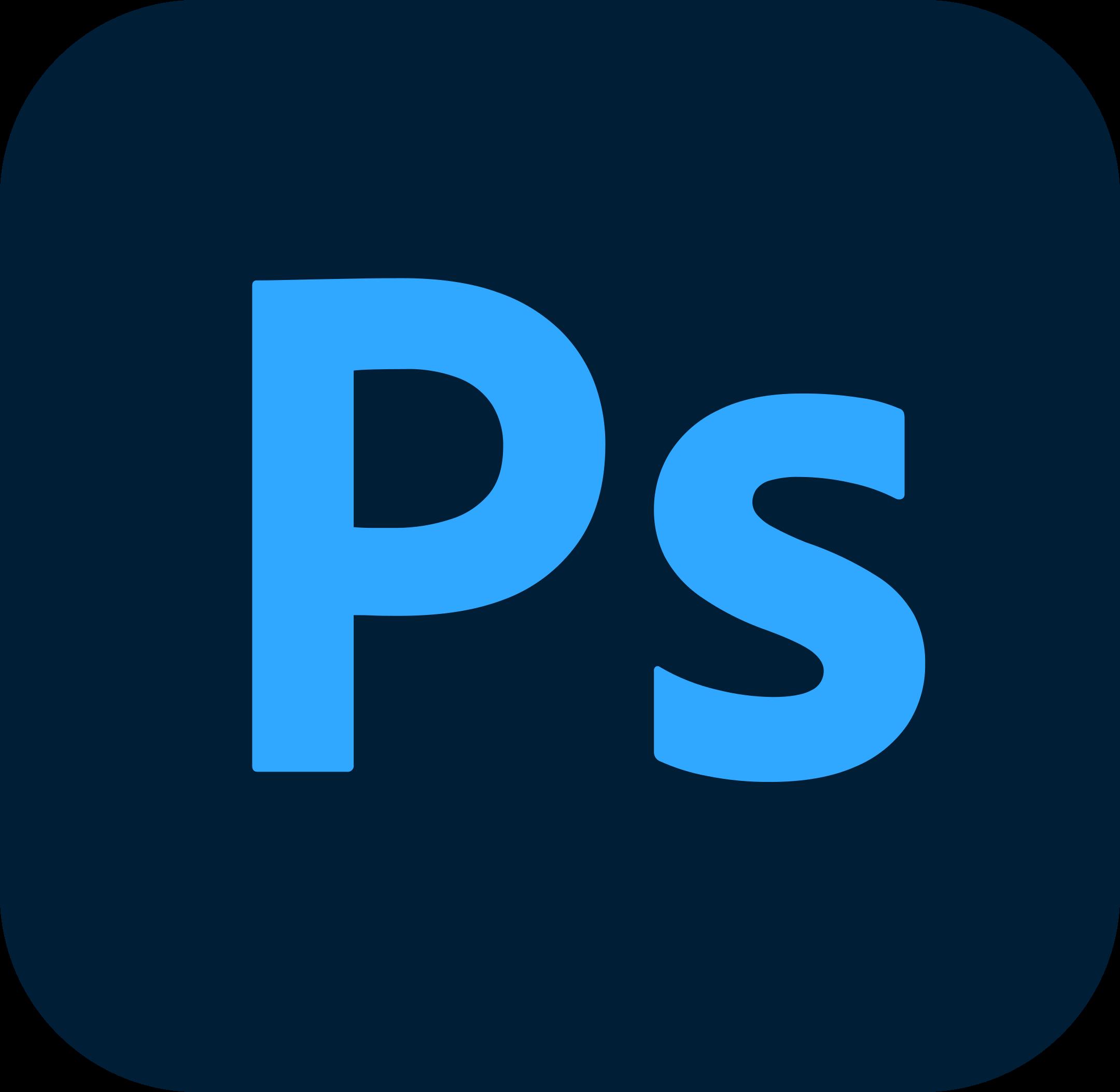 adobe photoshop logo 1 - Adobe Photoshop Logo