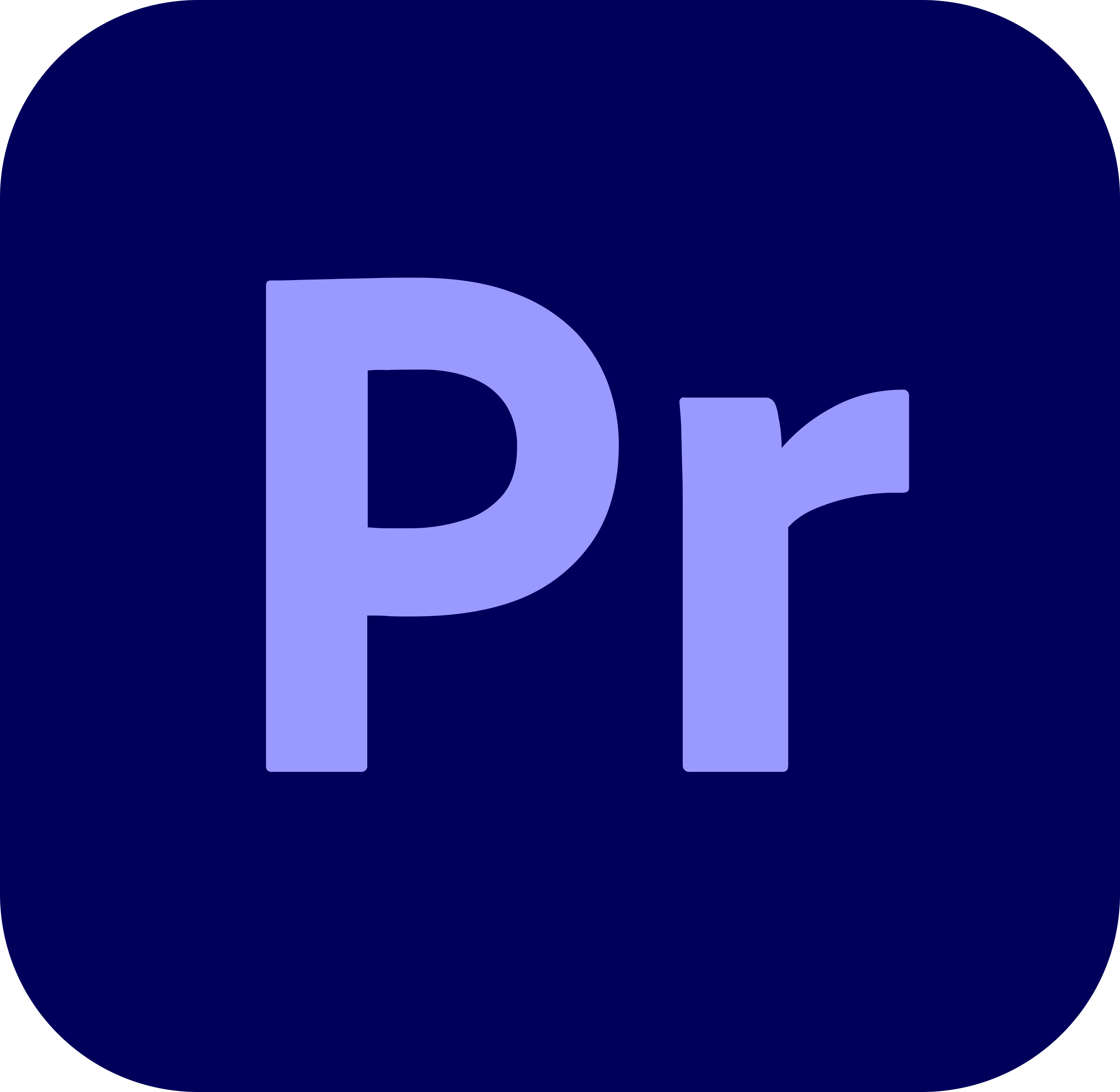 adobe premiere pro logo 5 - Adobe Premiere Pro Logo