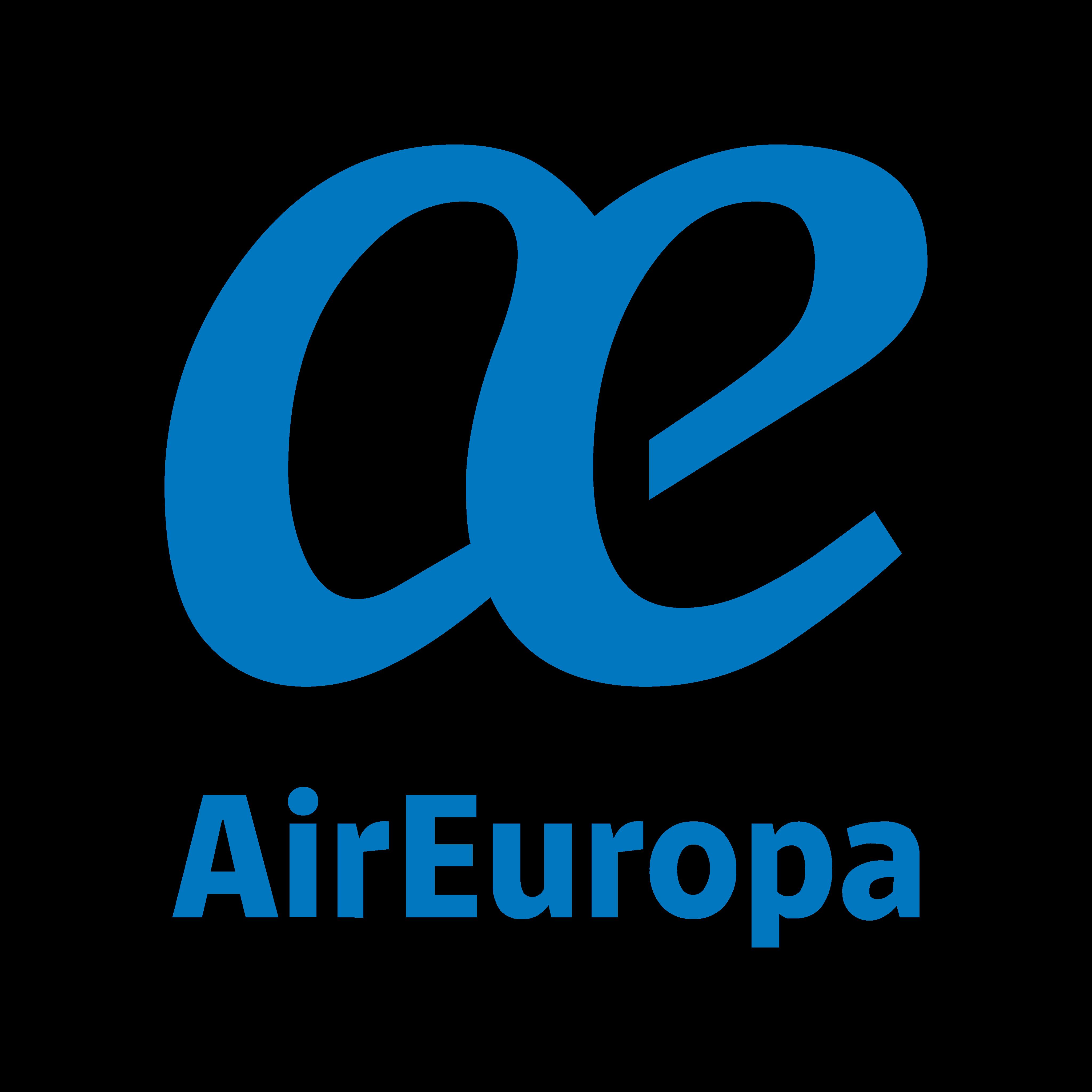 air europa logo 0 - Air Europa Logo