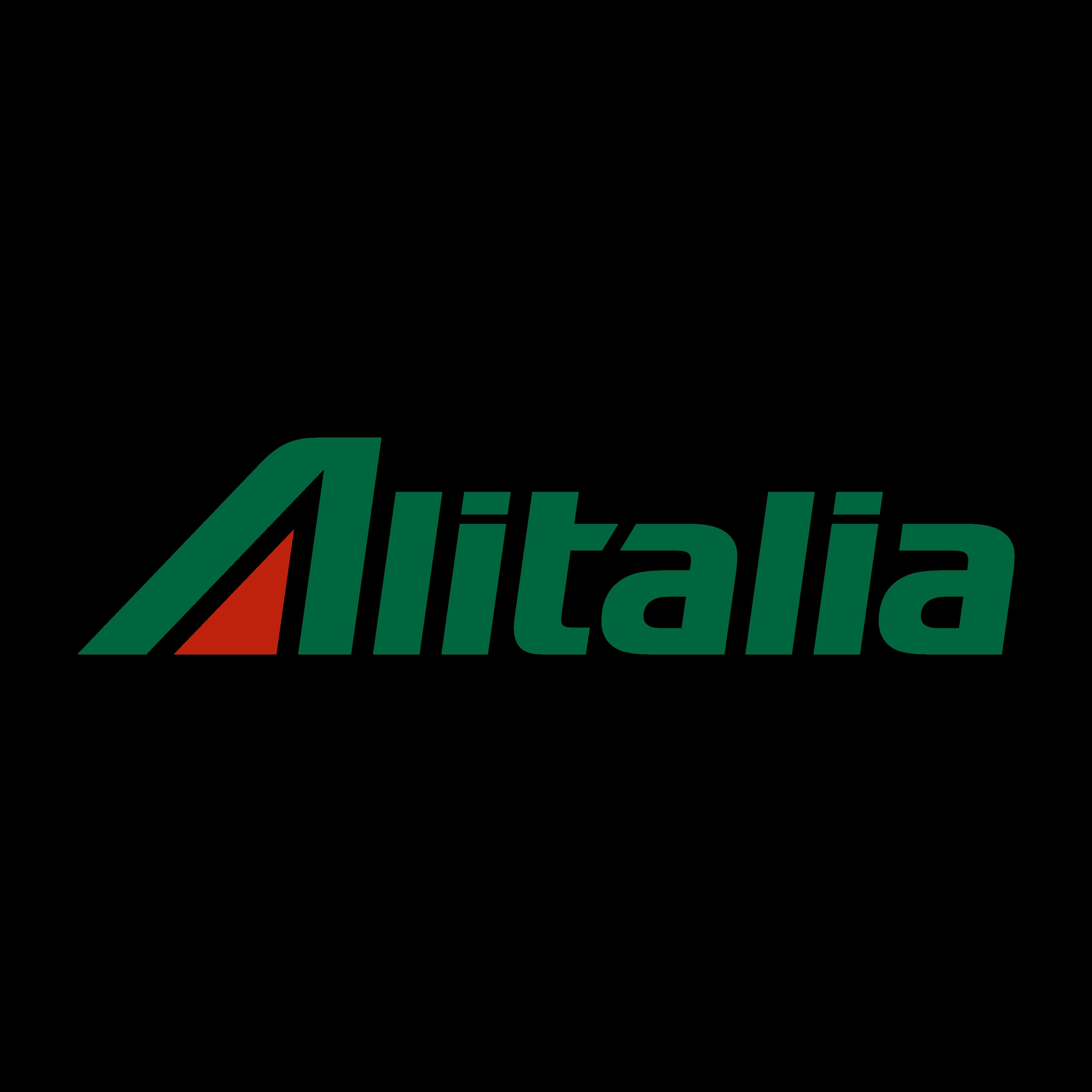 alitalia logo 0 - Alitalia Logo