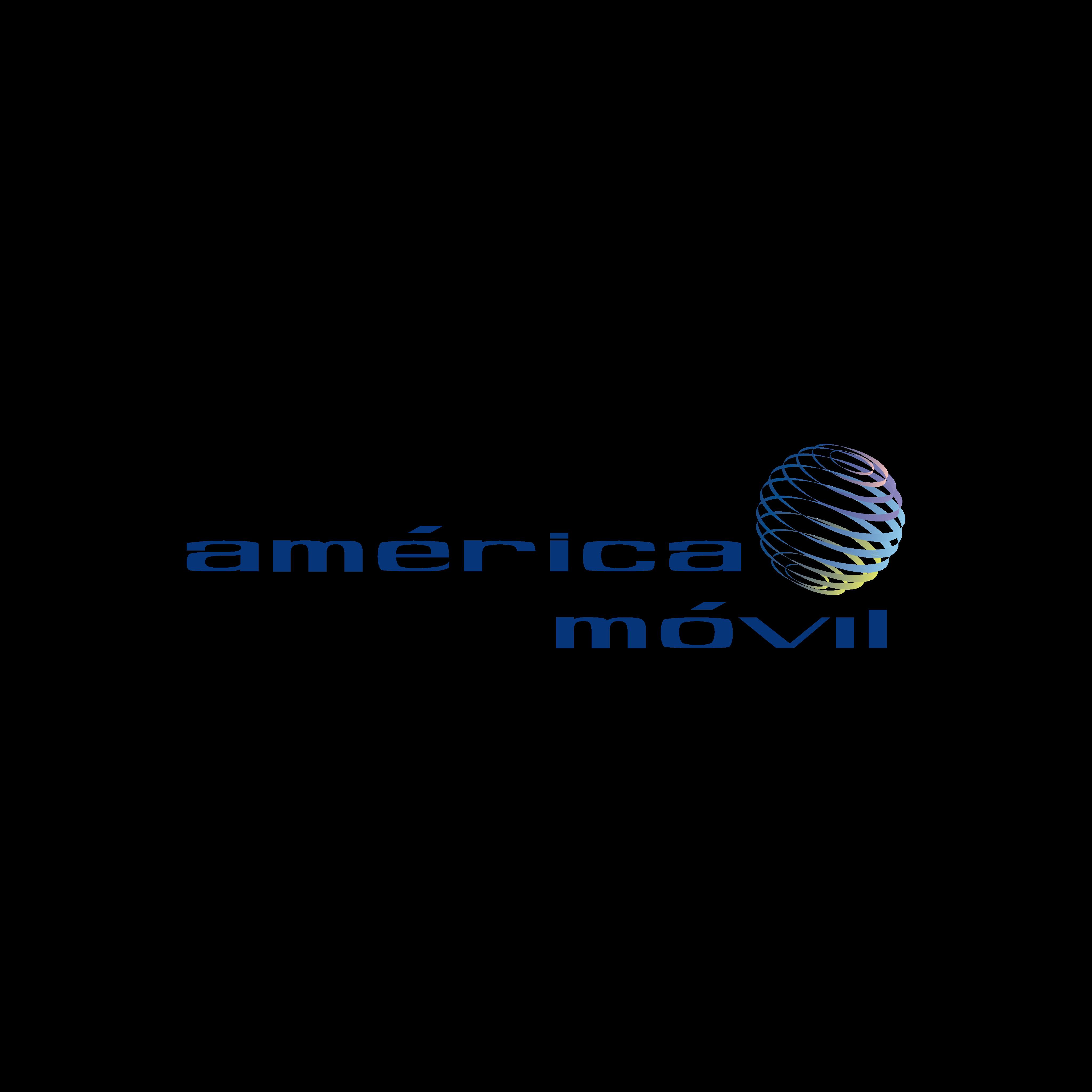 america movil logo 0 - América Móvil Logo