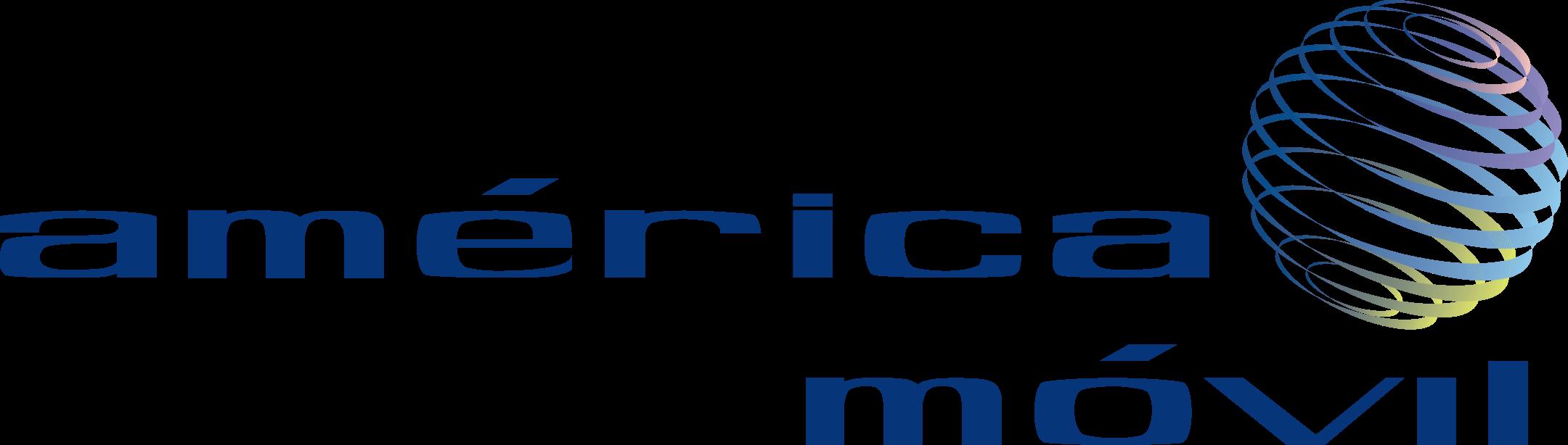 america movil logo 1 - América Móvil Logo