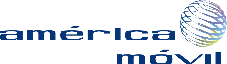america movil logo 2 - América Móvil Logo