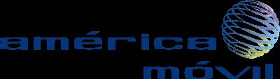 america movil logo 4 - América Móvil Logo