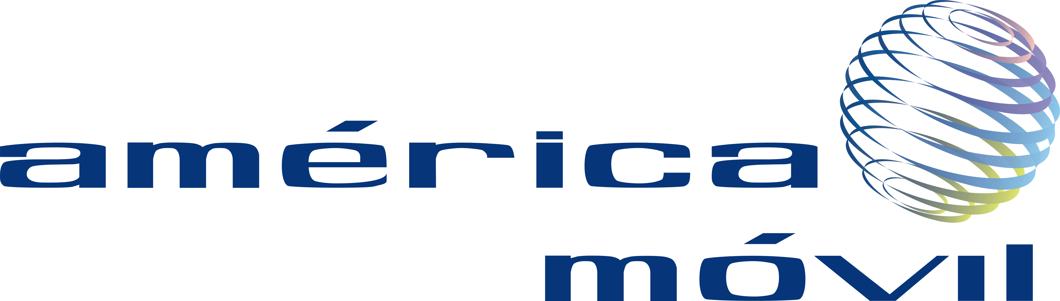 América Móvil Logo.