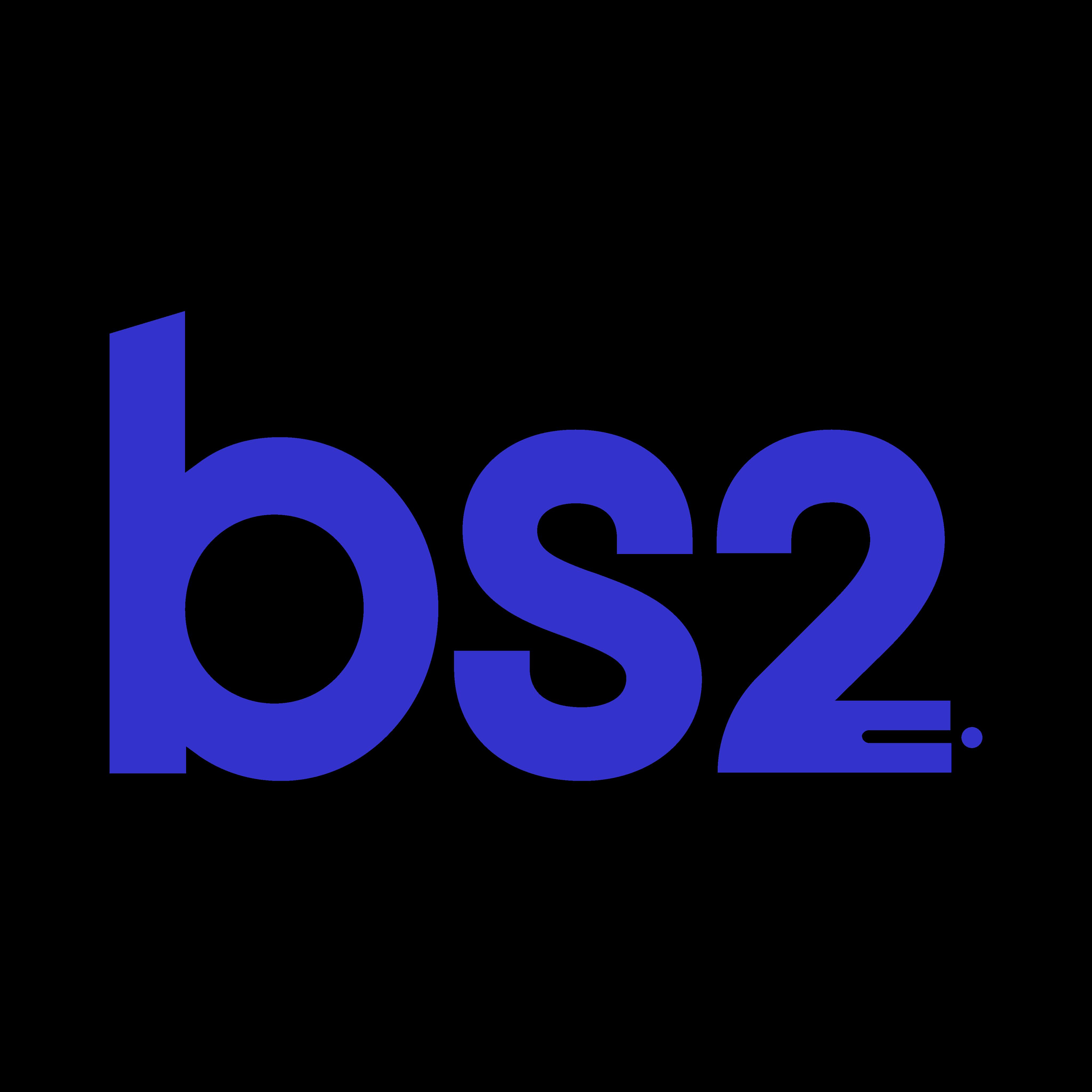 banco bs2 logo 0 - Banco BS2 Logo