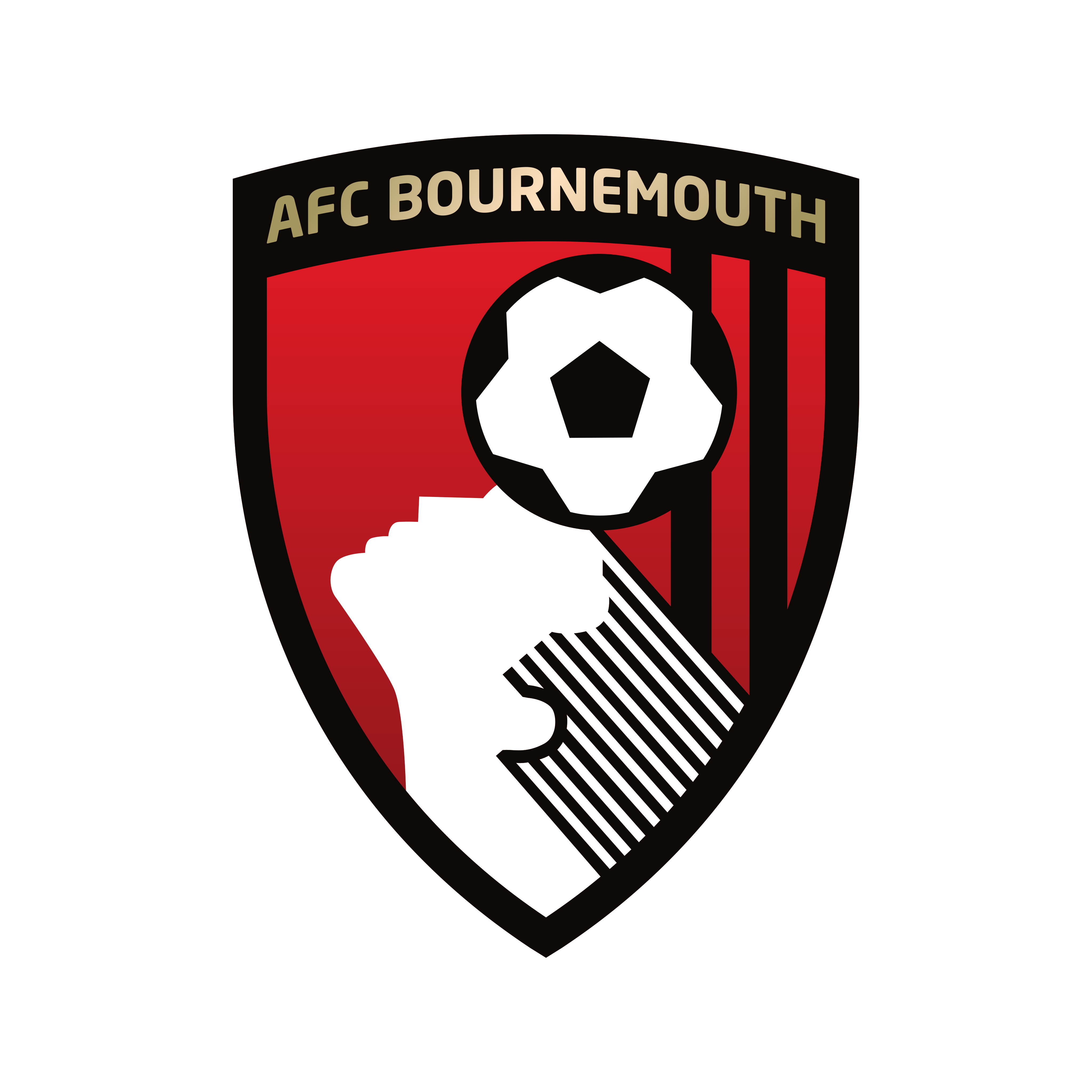 AFC Bournemouth Logo PNG.
